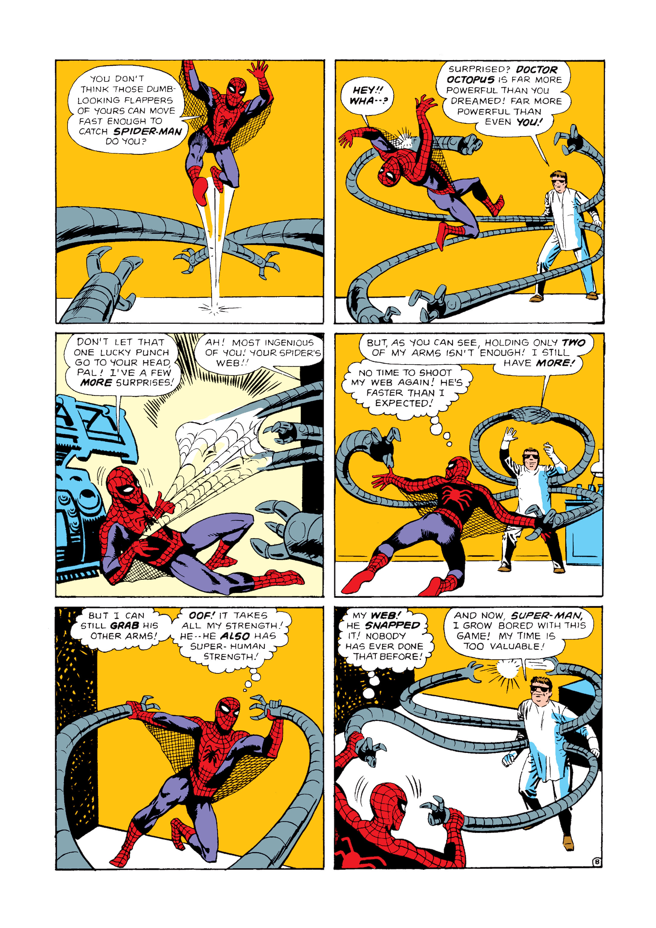 The Amazing Spider-Man (1963) 3 Page 8