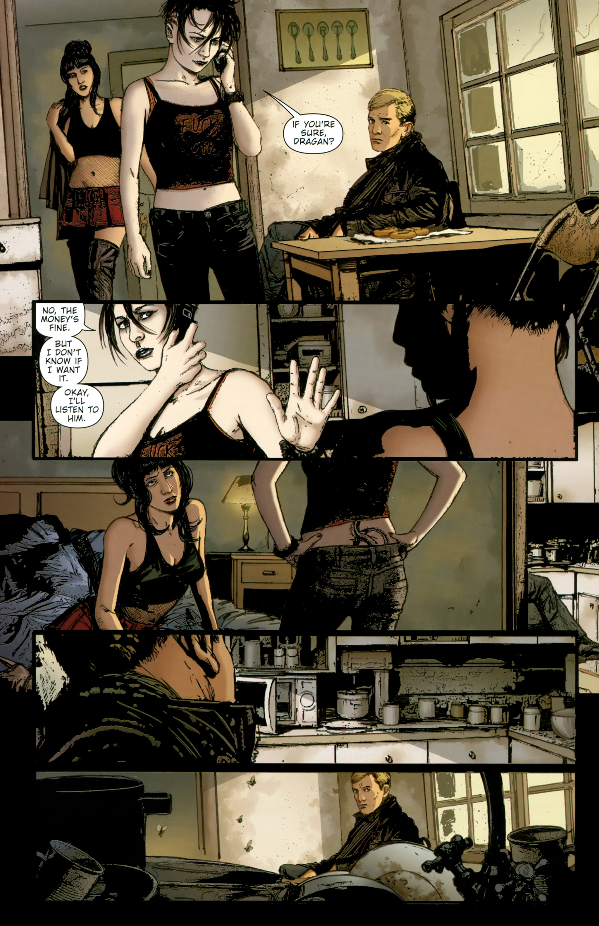 Read online The Girl With the Dragon Tattoo comic -  Issue # TPB 2 - 48