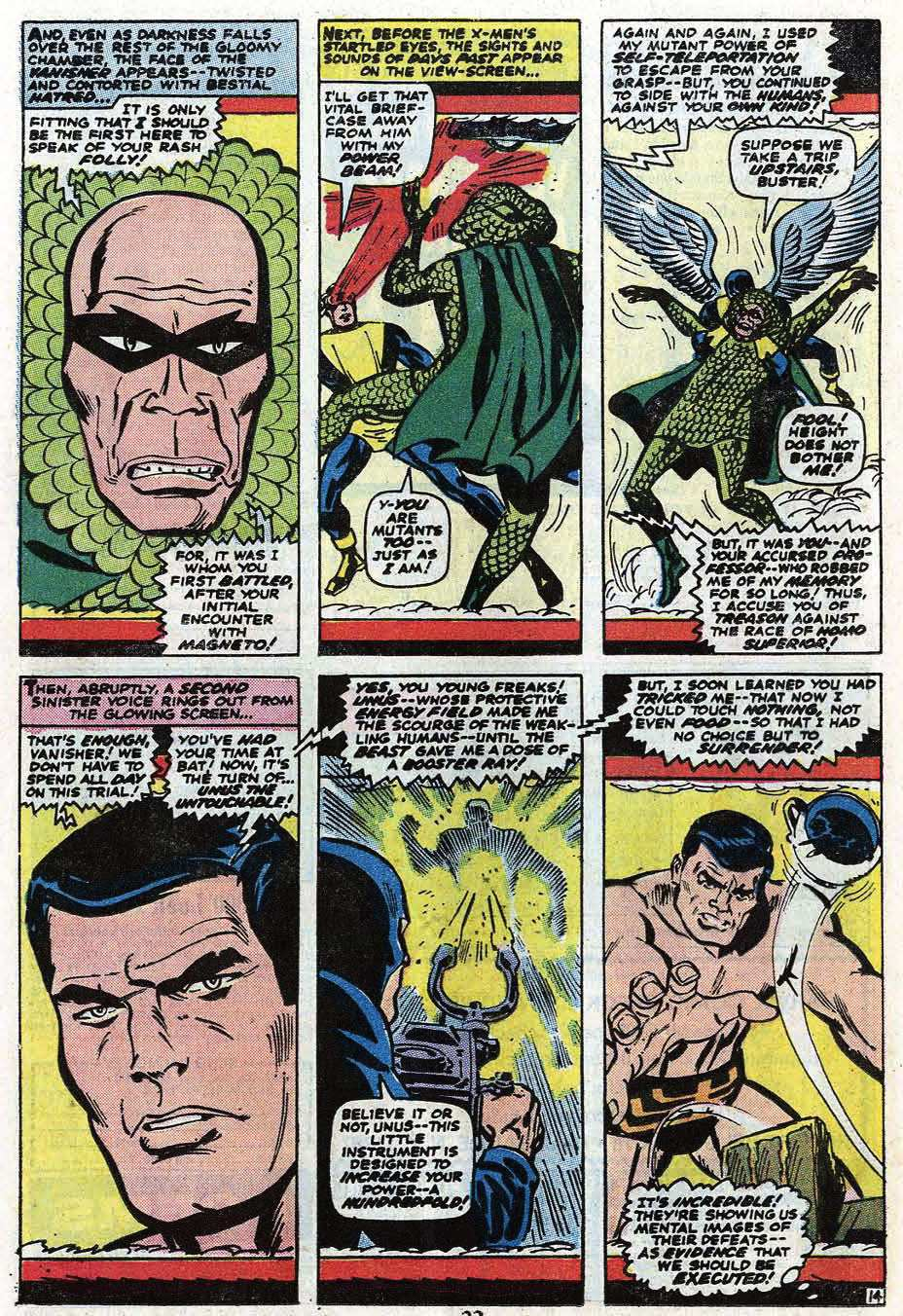 Read online Uncanny X-Men (1963) comic -  Issue #85 - 24