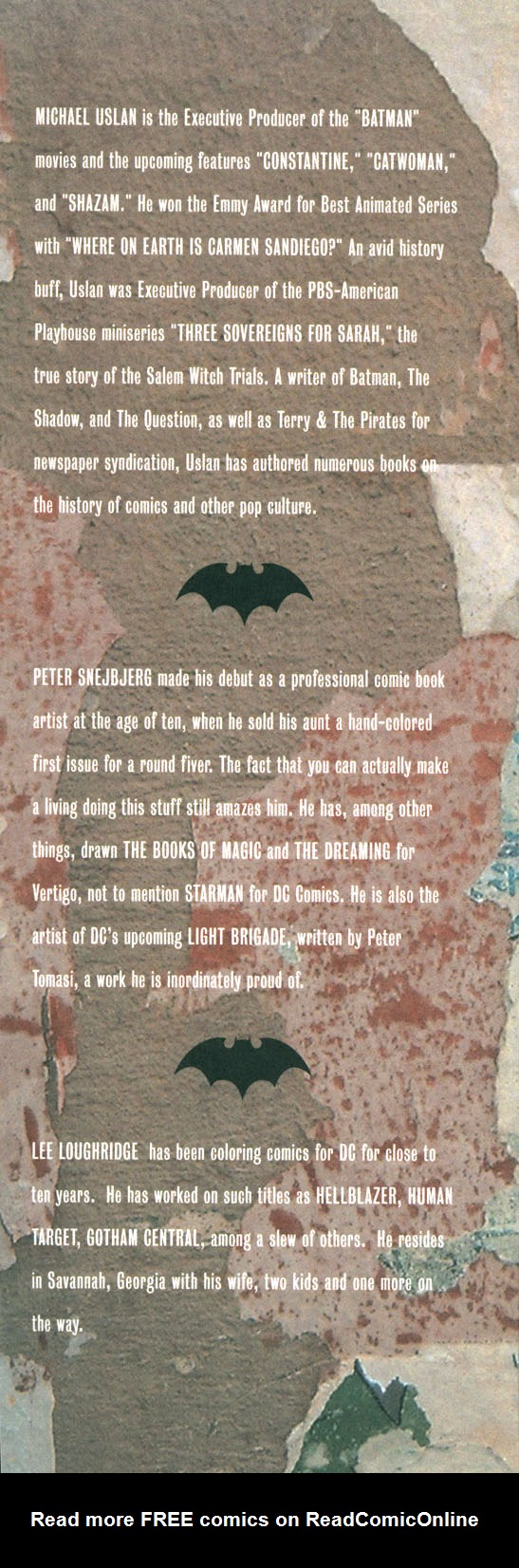 Read online Batman: Detective #27 comic -  Issue #27 TPB - 101