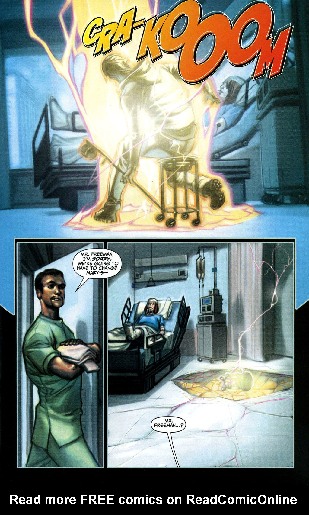 Read online Trials of Shazam comic -  Issue #2 - 10
