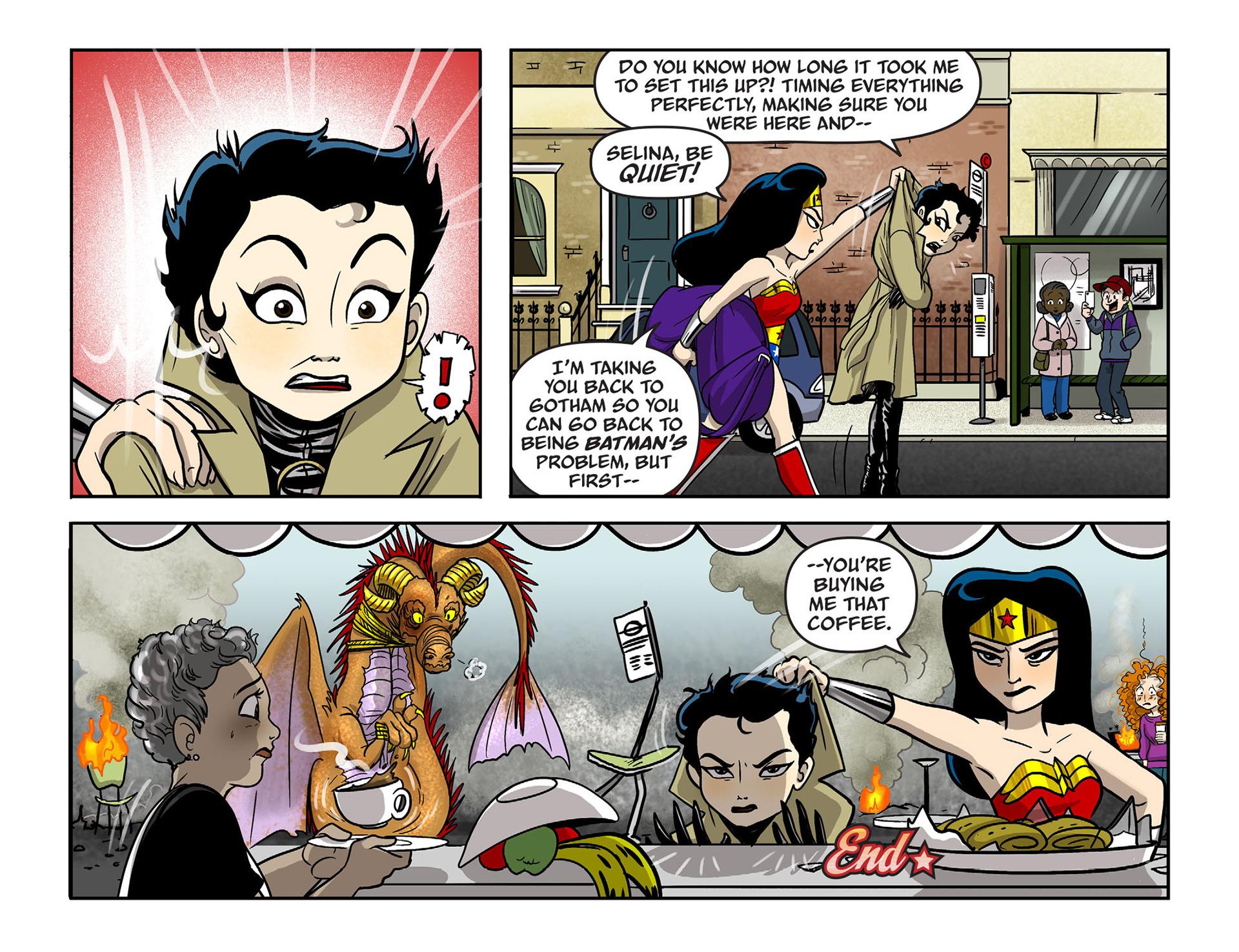 Read online Sensation Comics Featuring Wonder Woman comic -  Issue #9 - 22