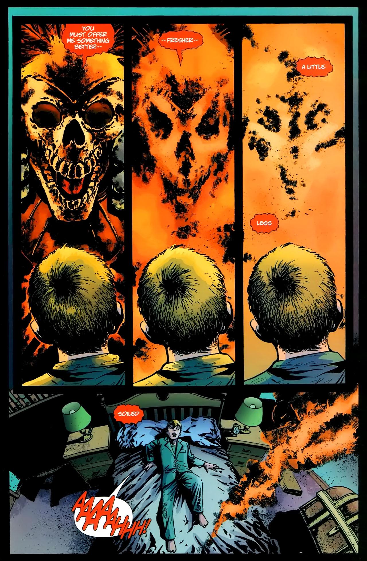 Read online John Constantine Hellblazer: All His Engines comic -  Issue # Full - 13