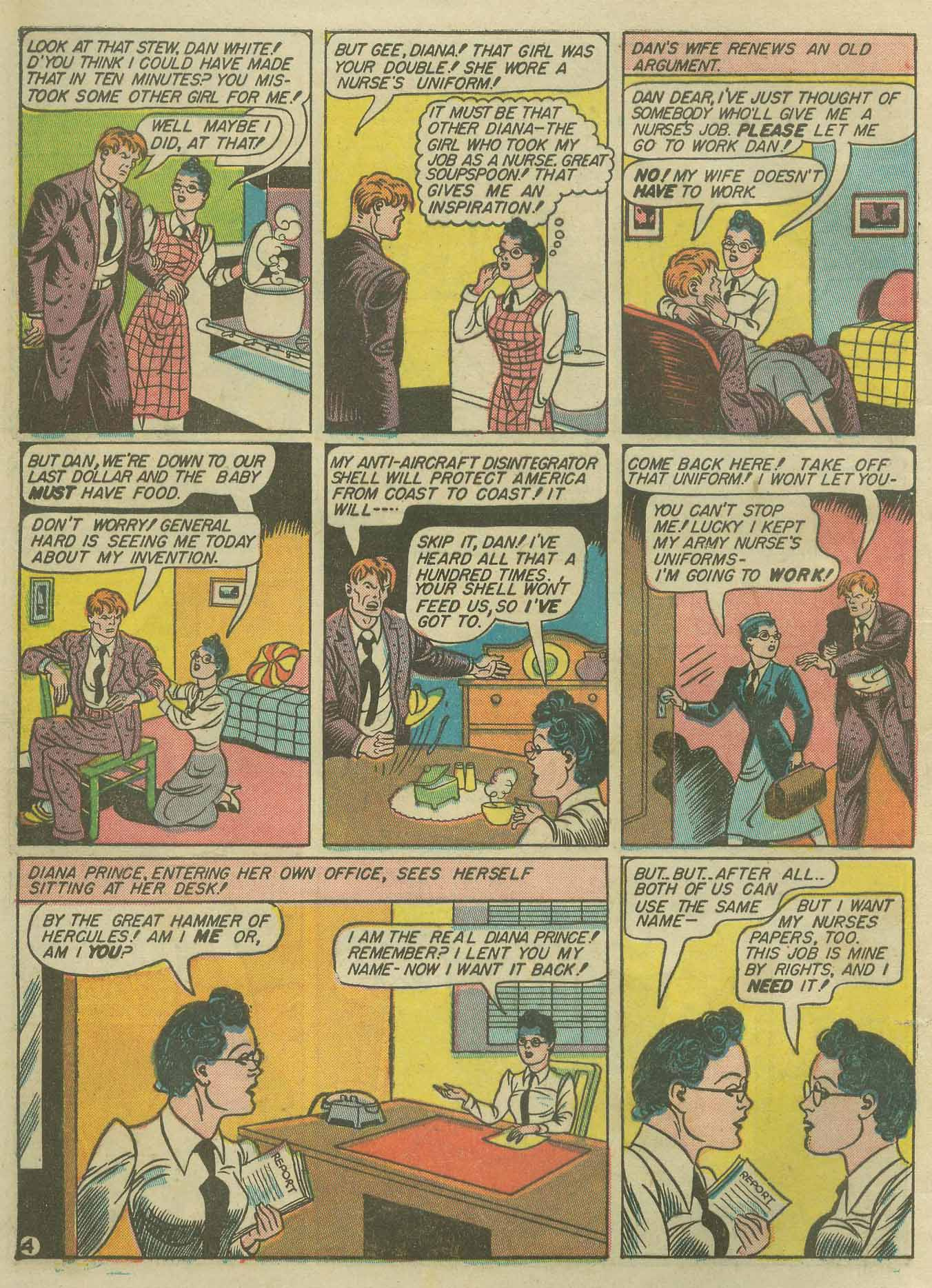 Read online Sensation (Mystery) Comics comic -  Issue #9 - 6