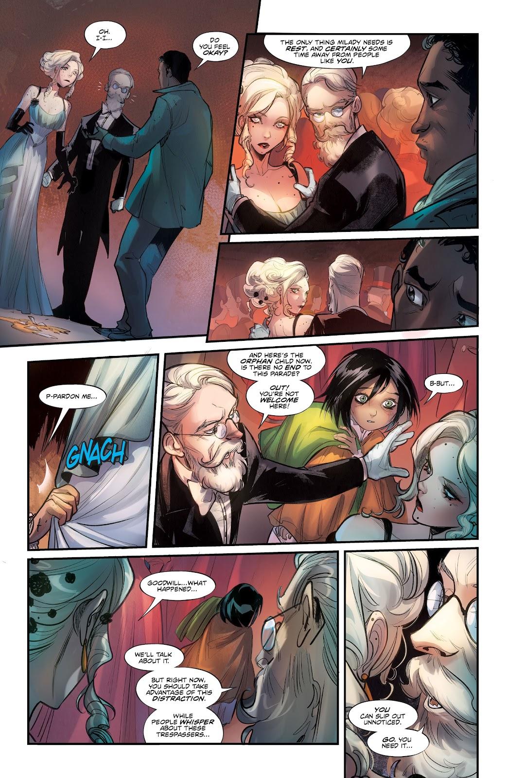 Read online Mirka Andolfo's Mercy comic -  Issue #2 - 20