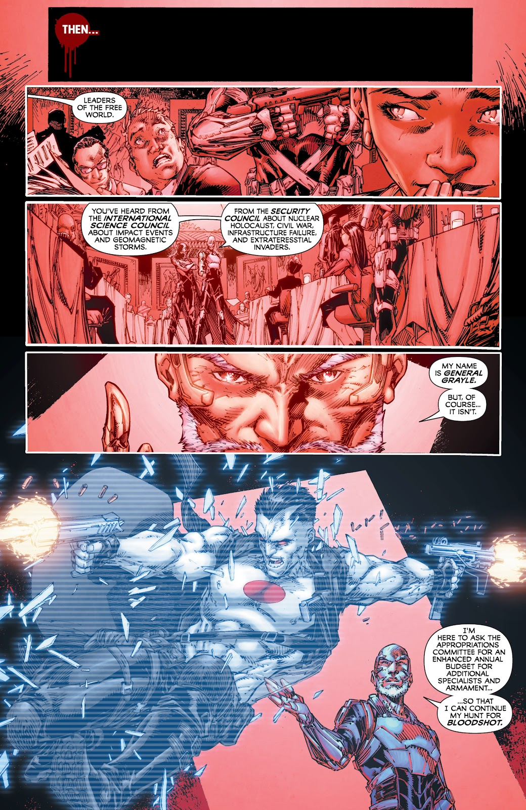 Read online Bloodshot (2019) comic -  Issue #1 - 19