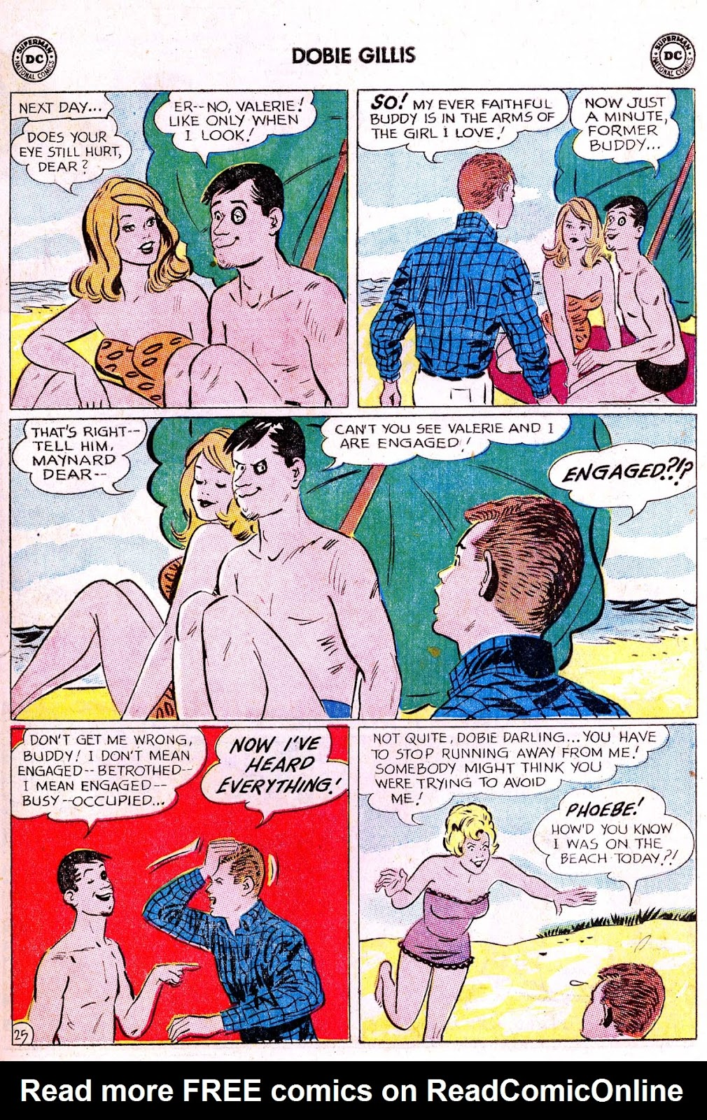 Many Loves of Dobie Gillis issue 21 - Page 31