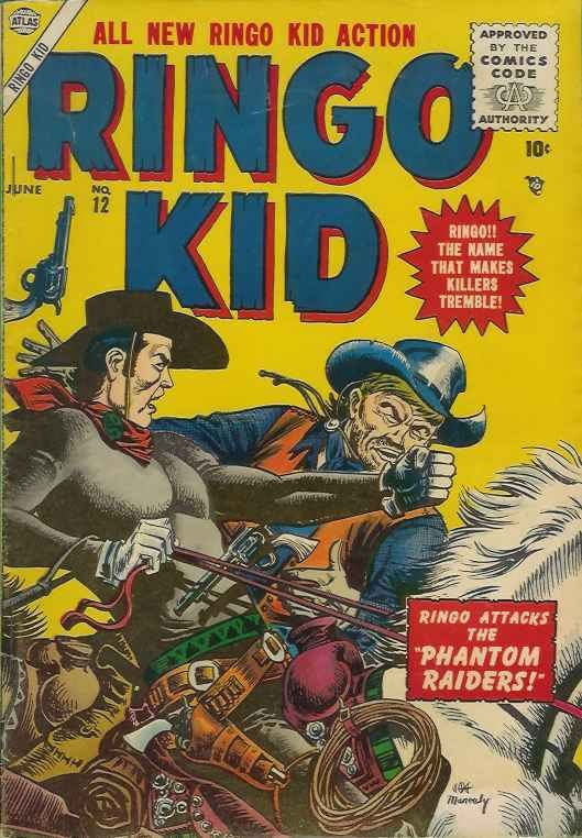 Ringo Kid (1955) issue 12 - Page 2