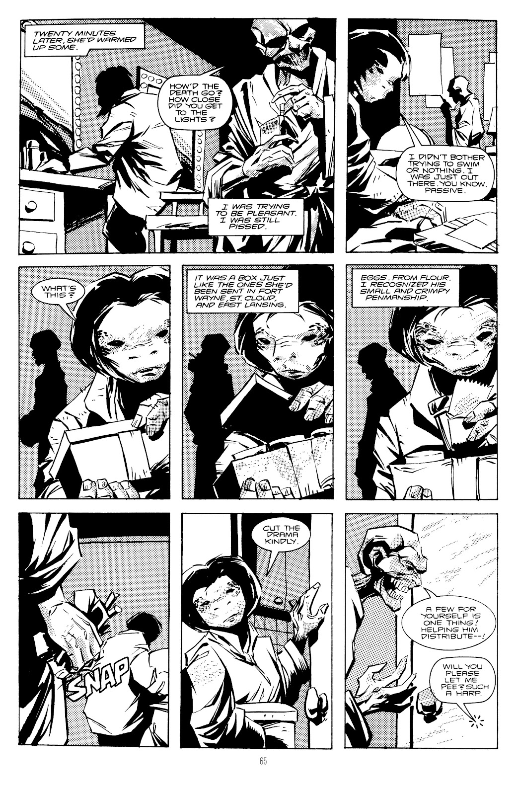 Read online Freaks' Amour comic -  Issue # TPB (Part 1) - 66