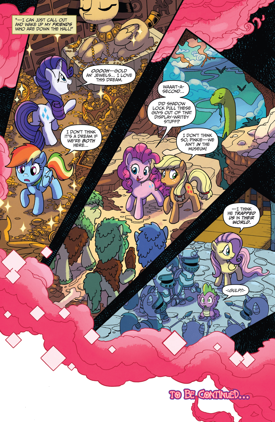 Read online My Little Pony: Friendship is Magic comic -  Issue #52 - 22