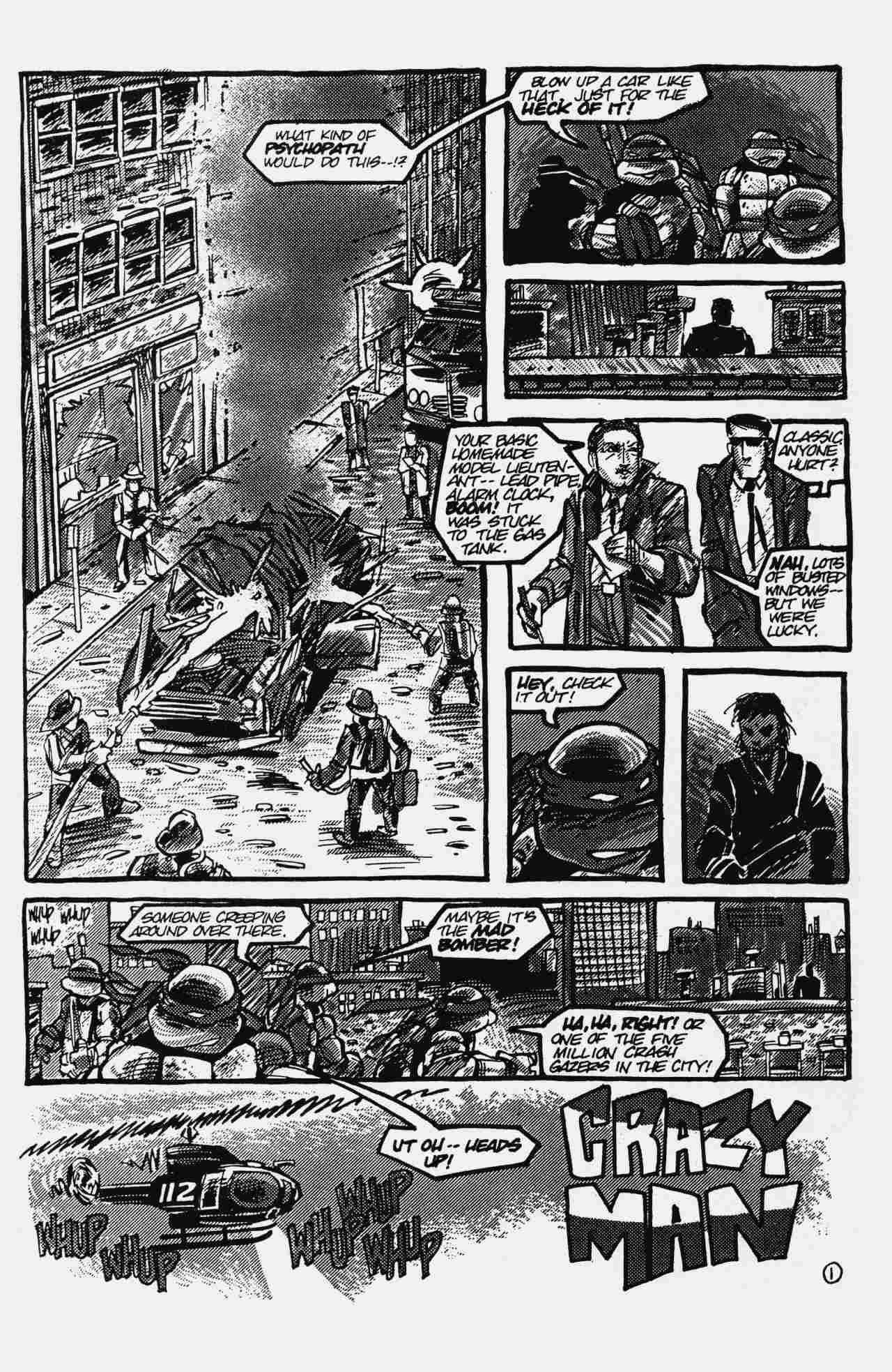 Read online Shell Shock comic -  Issue # Full - 107
