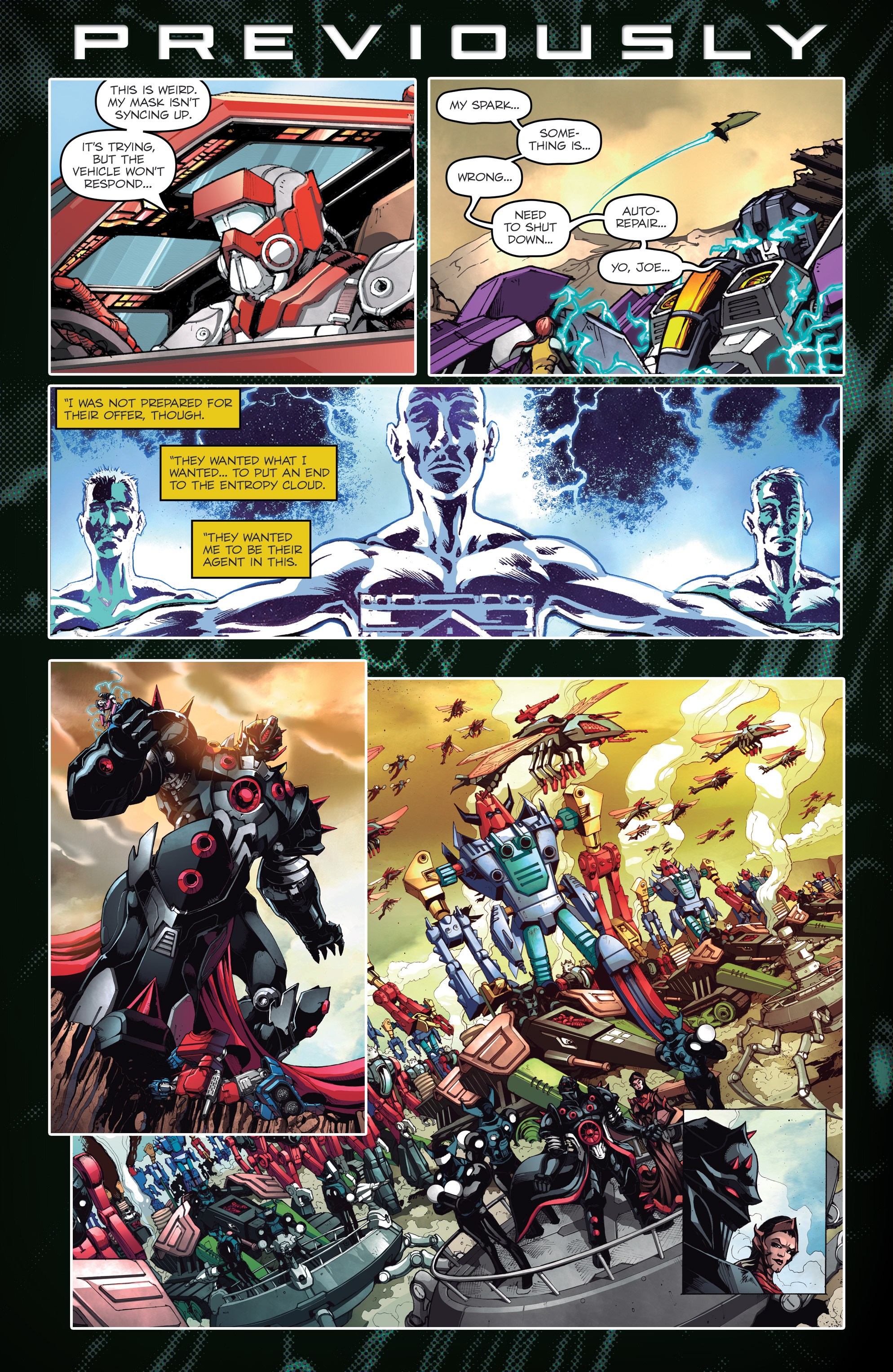 Read online Micronauts: Wrath of Karza comic -  Issue #2 - 3