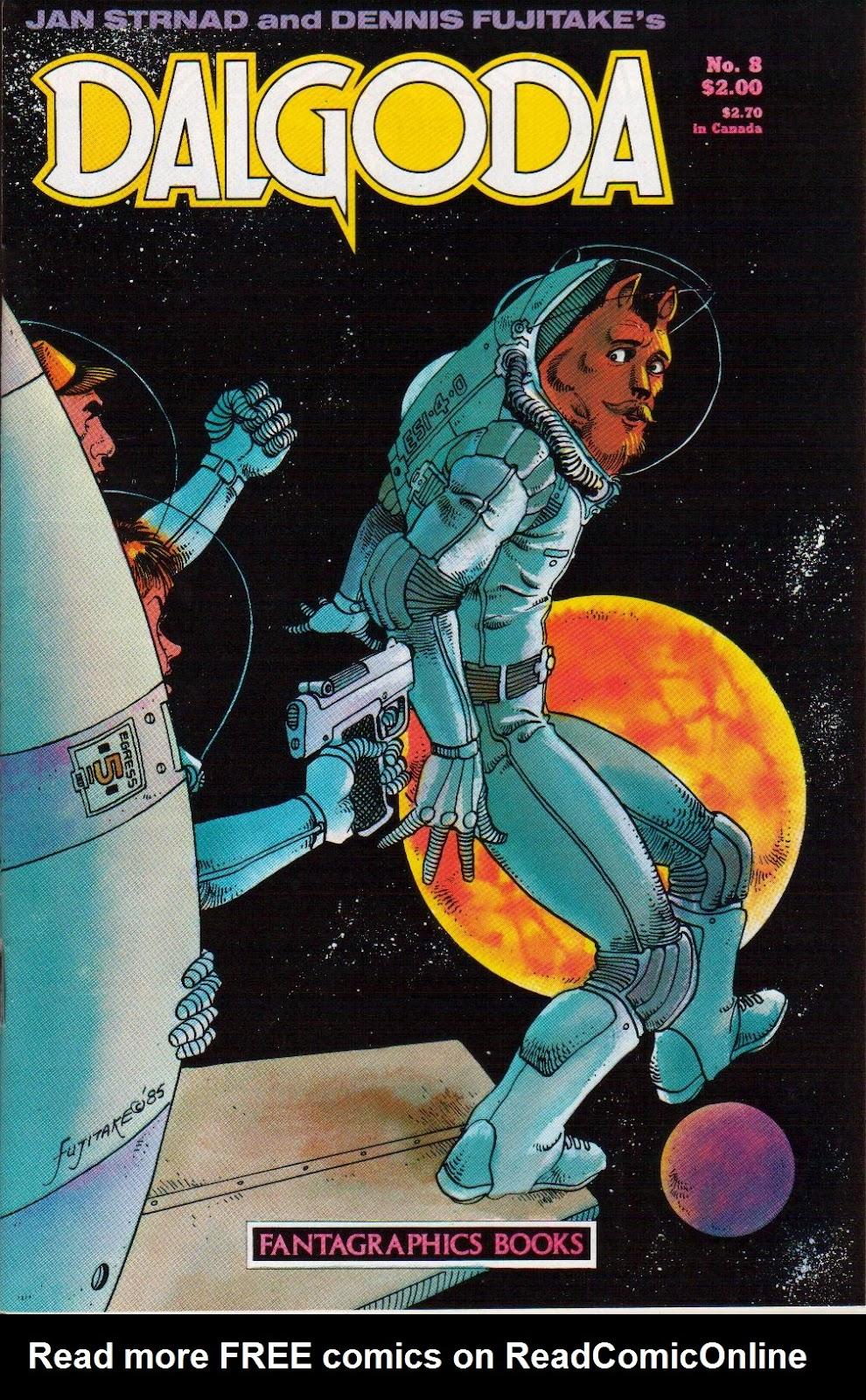 Read online Dalgoda comic -  Issue #8 - 1