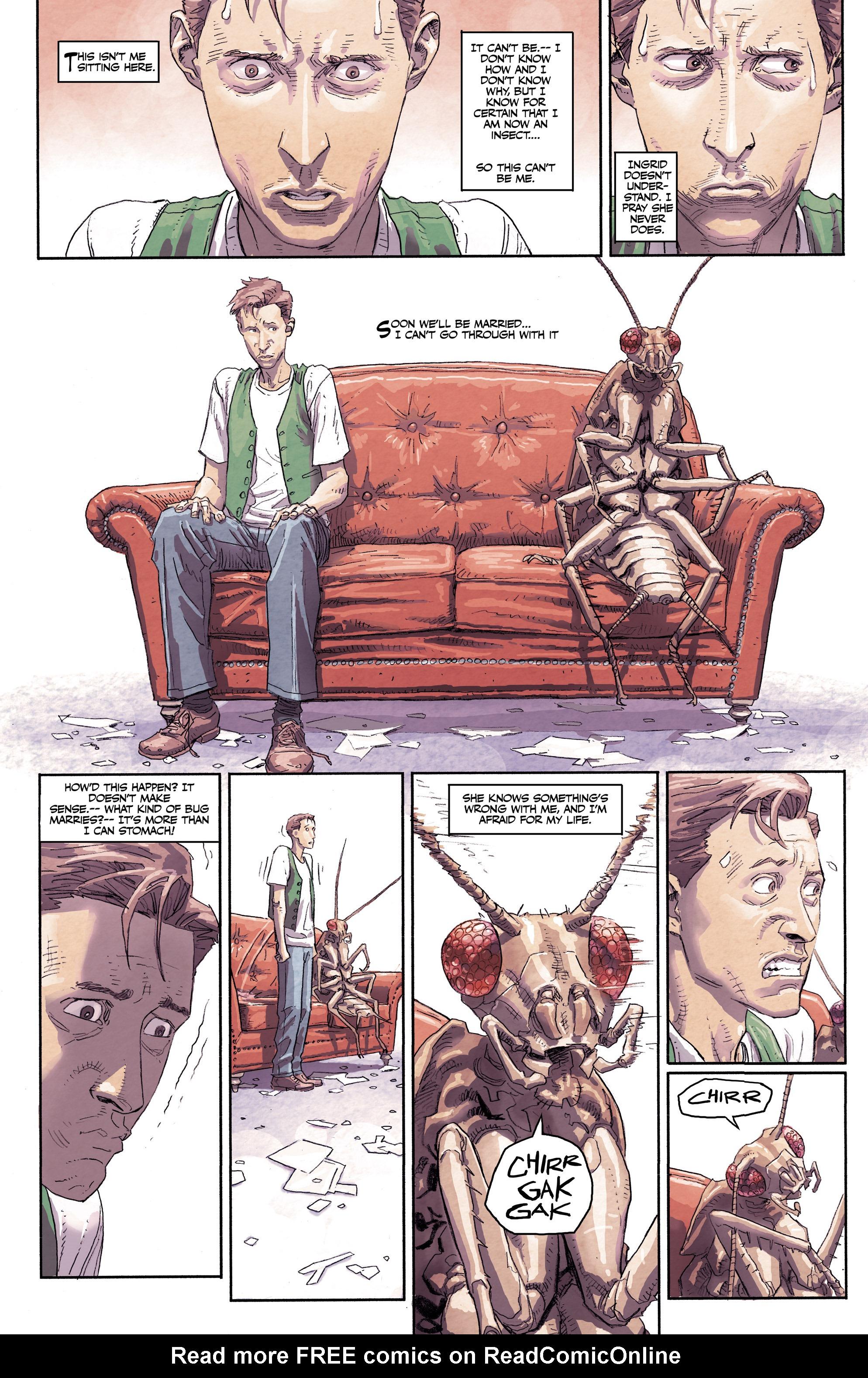 Read online Paklis comic -  Issue #1 - 5