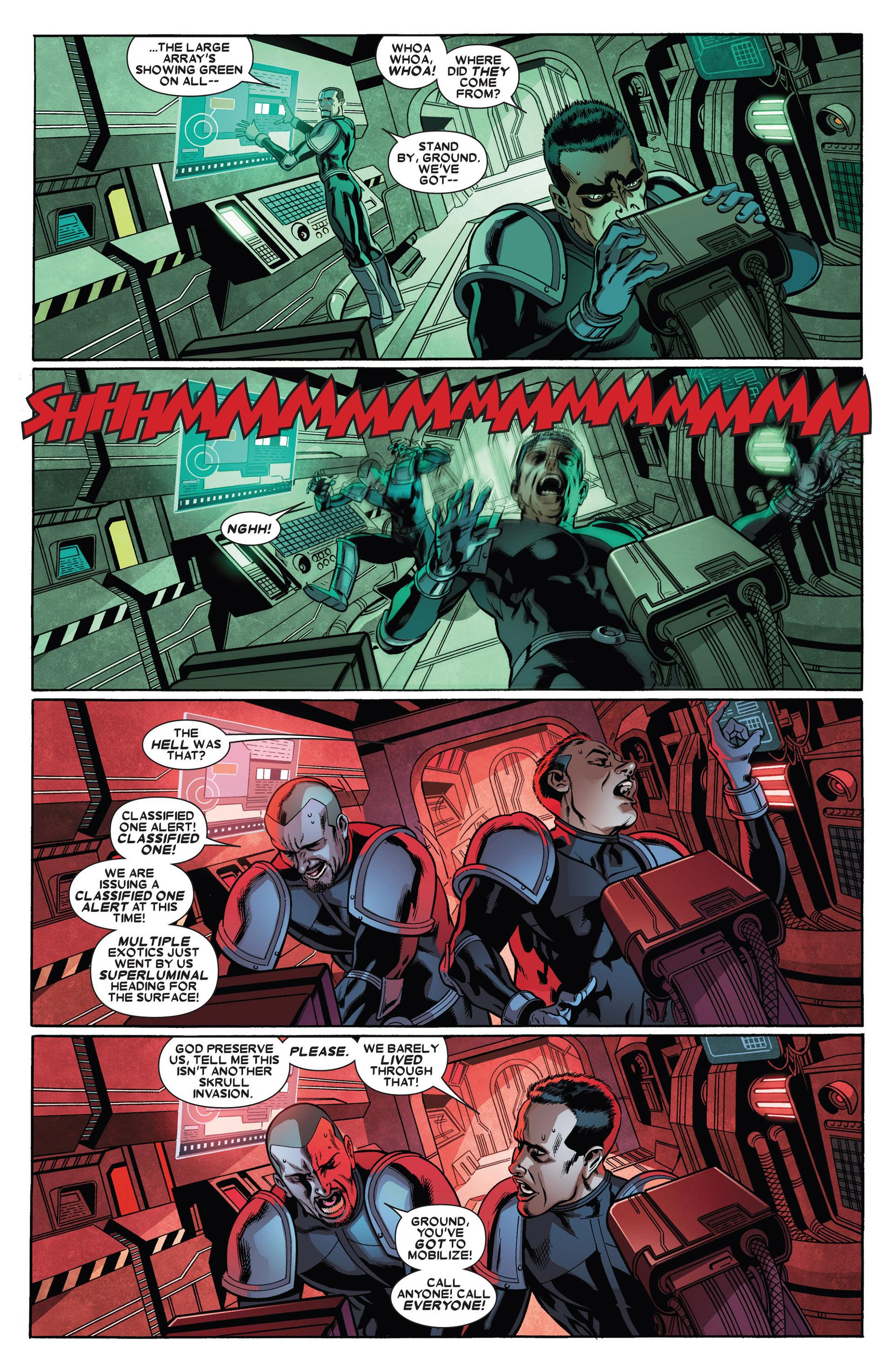 Read online Annihilators: Earthfall comic -  Issue #1 - 12