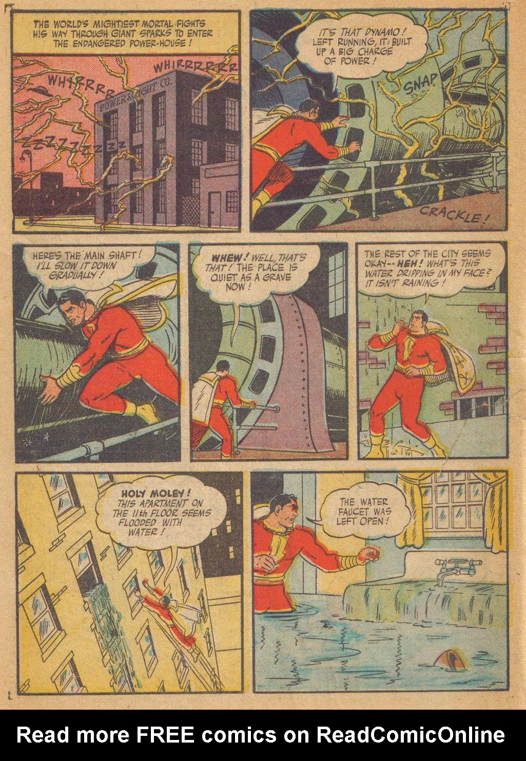 Captain Marvel Adventures issue 64 - Page 34