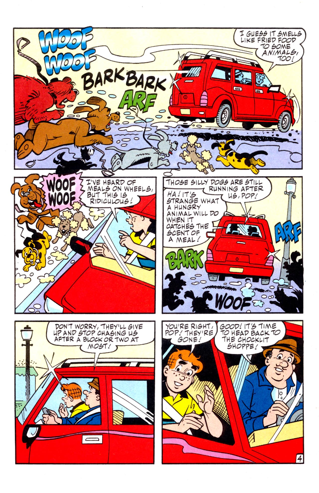 Read online Archie (1960) comic -  Issue #575 - 11