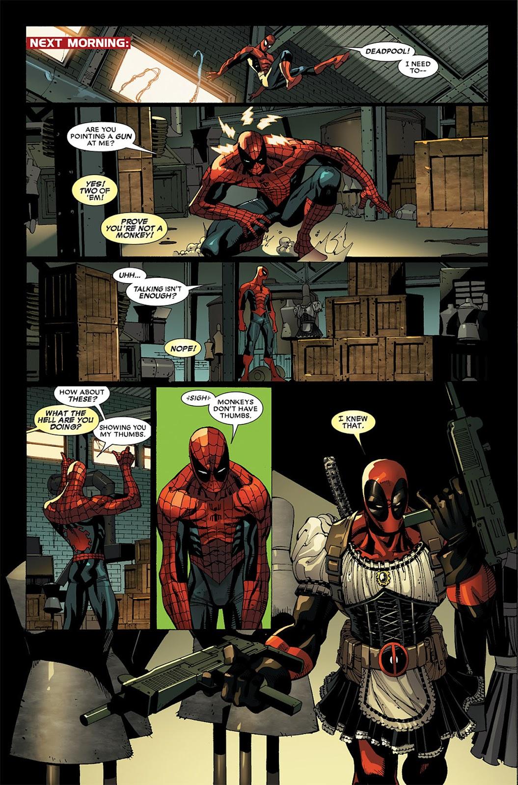 Read online Deadpool (2008) comic -  Issue #20 - 9