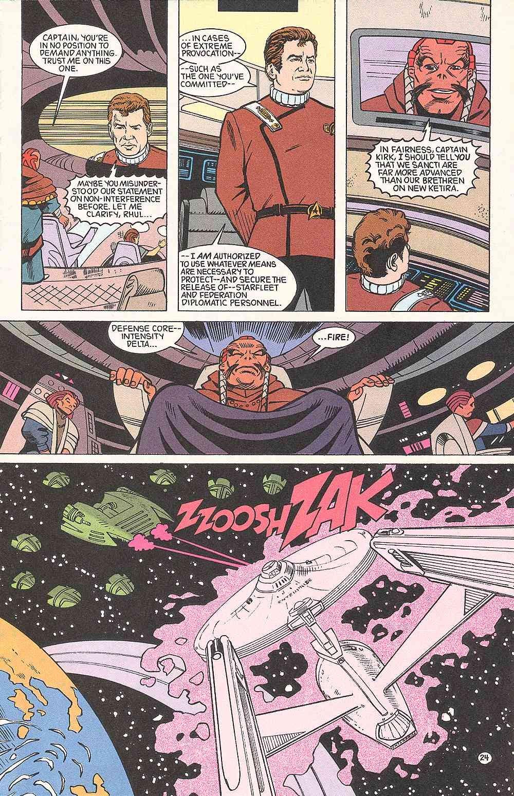 Read online Star Trek (1989) comic -  Issue # Annual 3 - 28