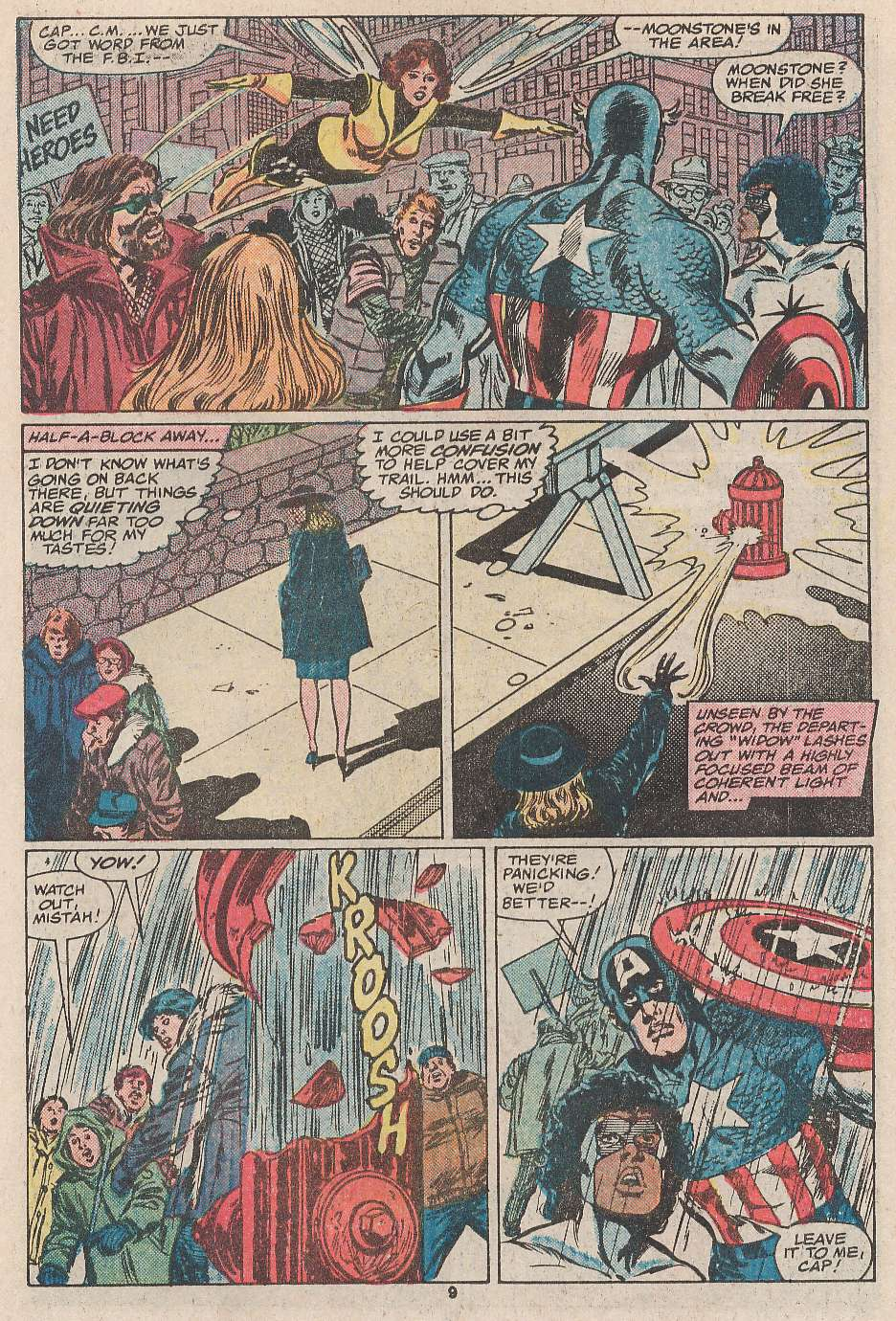 The Avengers (1963) 270 Page 9