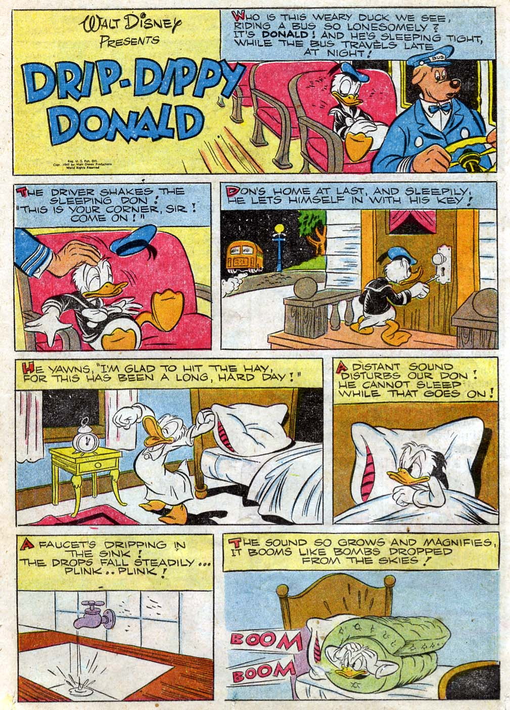 Walt Disney's Comics and Stories issue 87 - Page 36