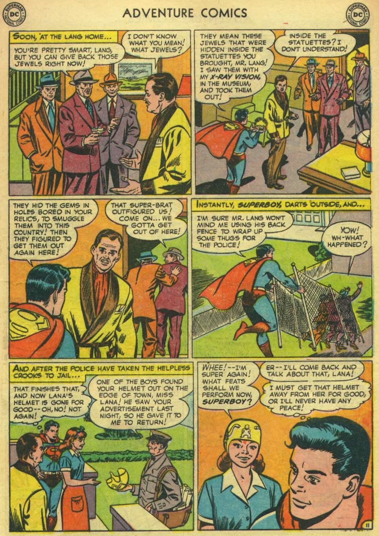 Read online Adventure Comics (1938) comic -  Issue #167 - 13