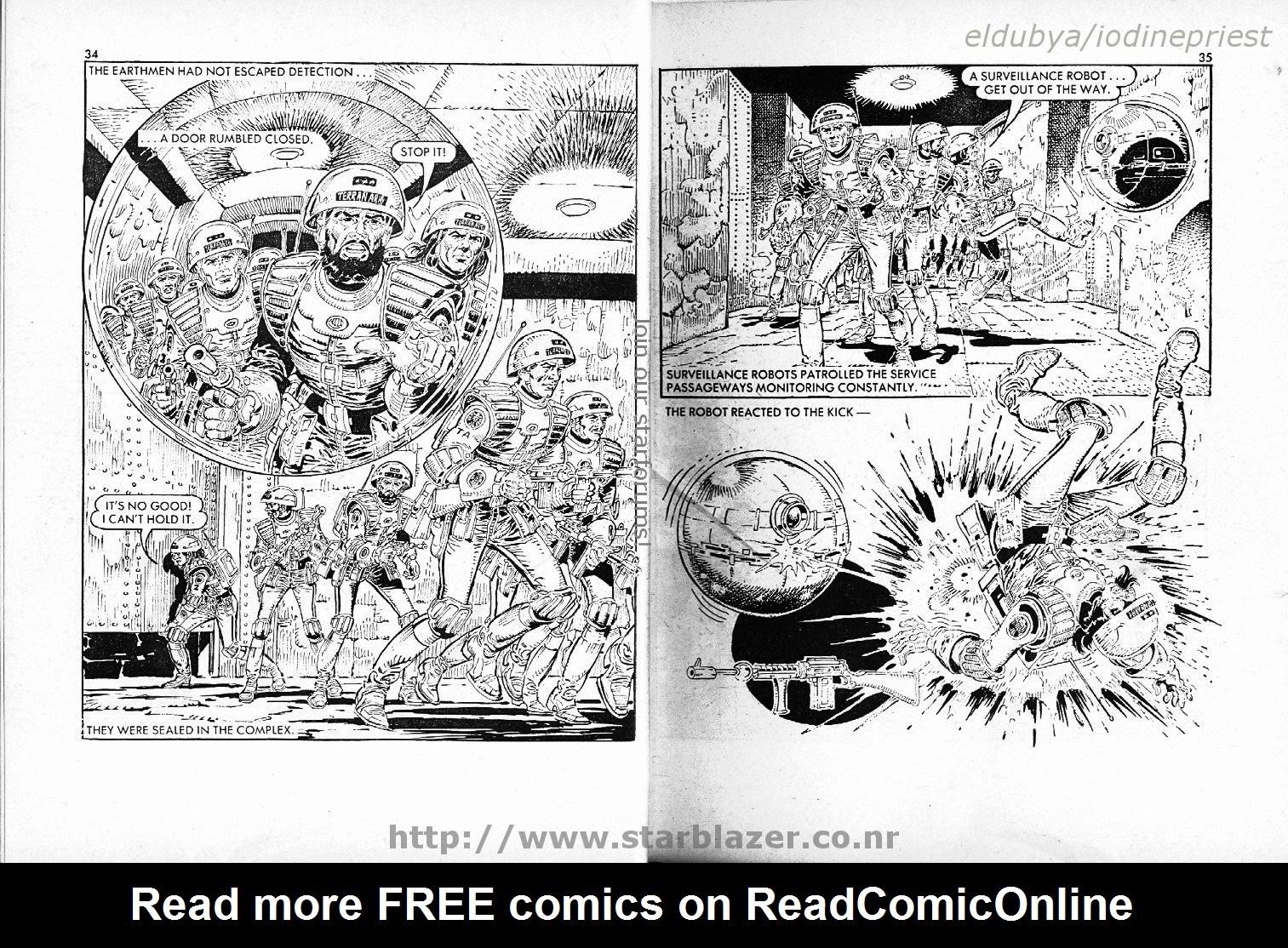 Starblazer issue 107 - Page 19