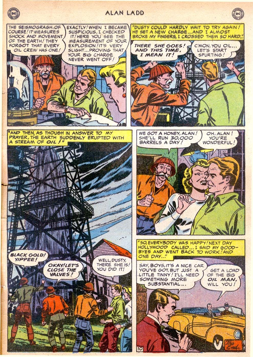 Adventures of Alan Ladd issue 4 - Page 49