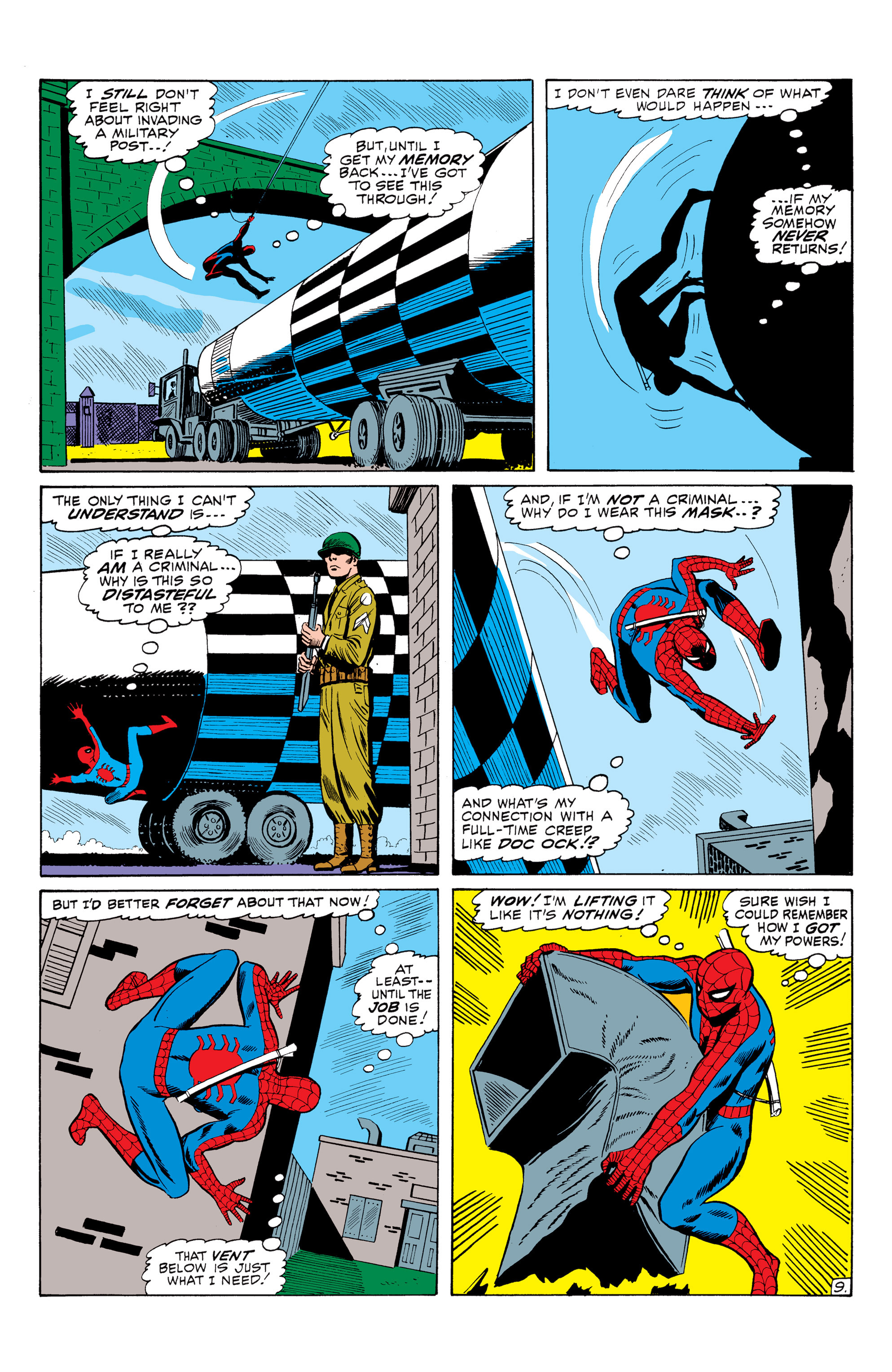 The Amazing Spider-Man (1963) 56 Page 9