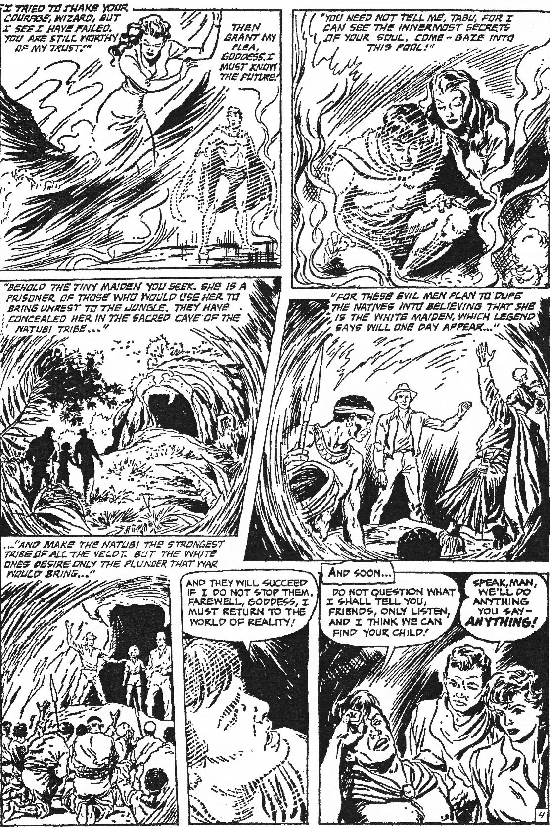Read online Men of Mystery Comics comic -  Issue #84 - 172
