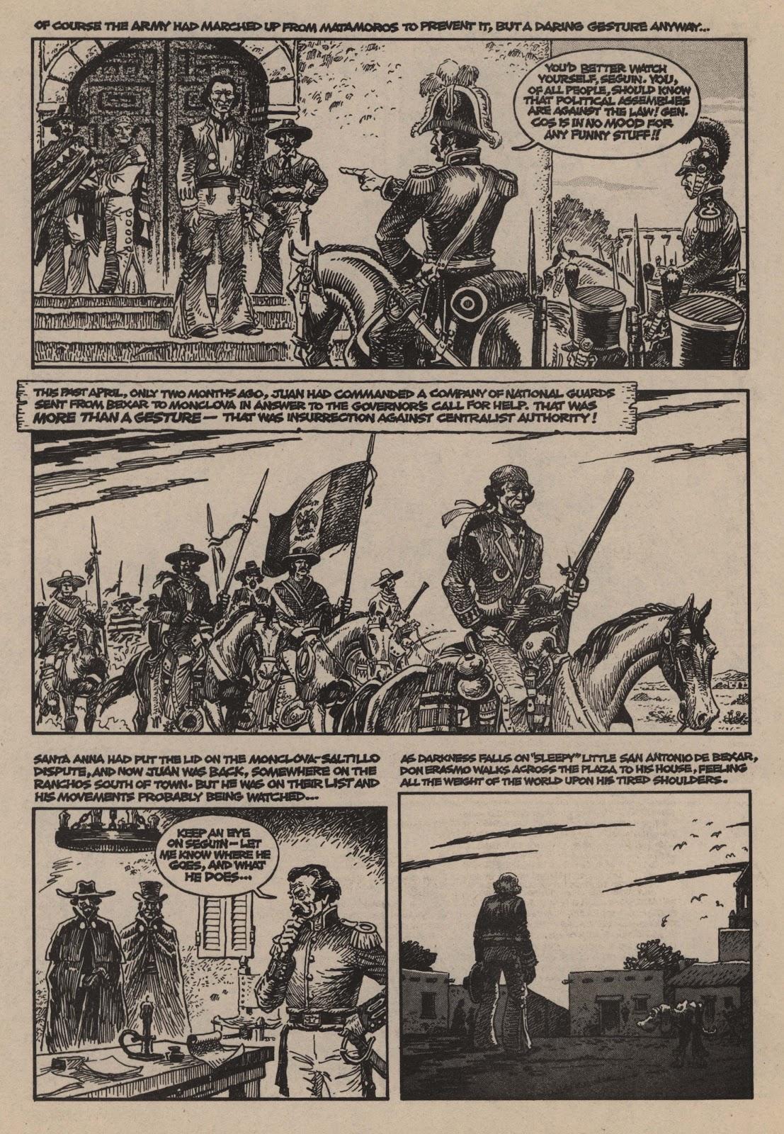 Recuerden el Alamo issue Full - Page 16
