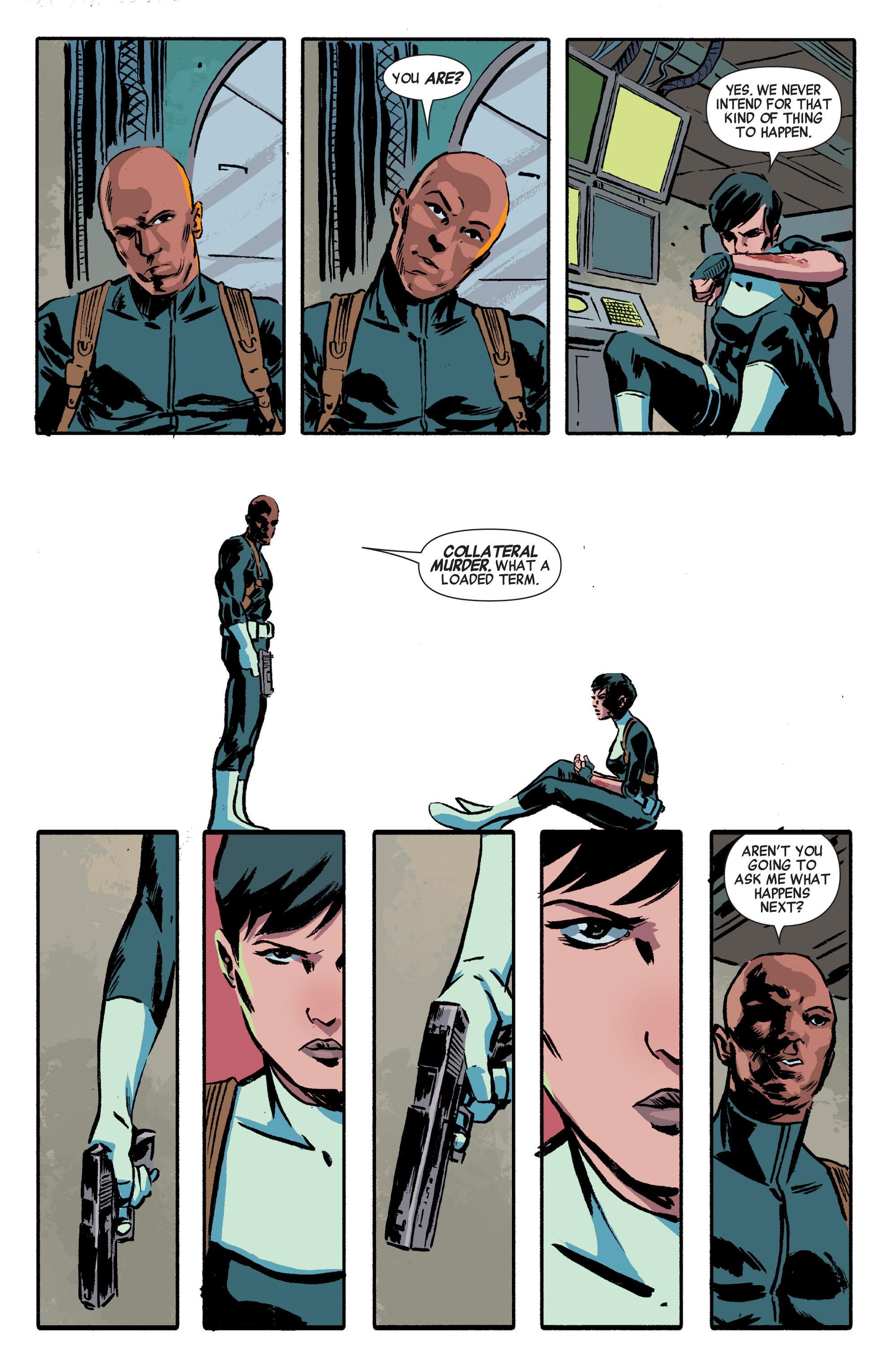 Read online Secret Avengers (2014) comic -  Issue #2 - 8
