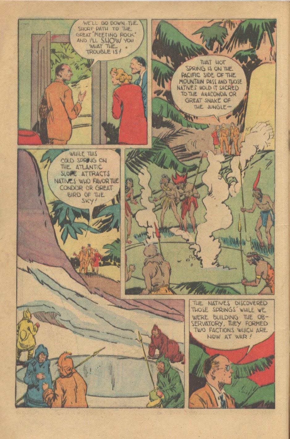 Super-Magician Comics issue 53 - Page 6