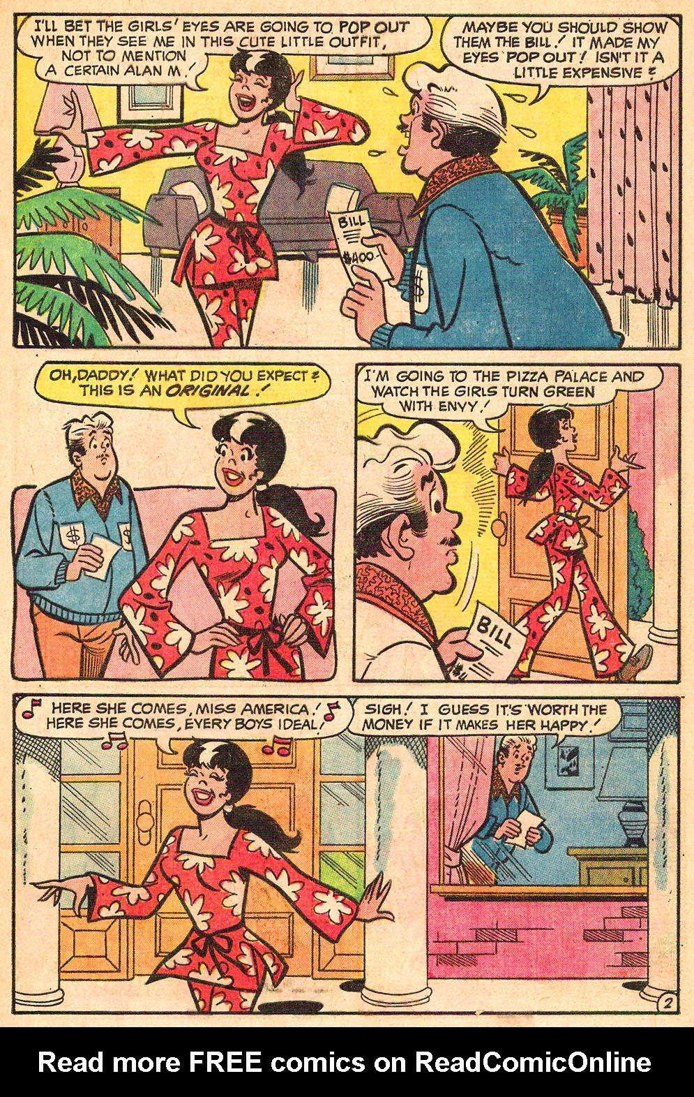 Read online She's Josie comic -  Issue #61 - 21