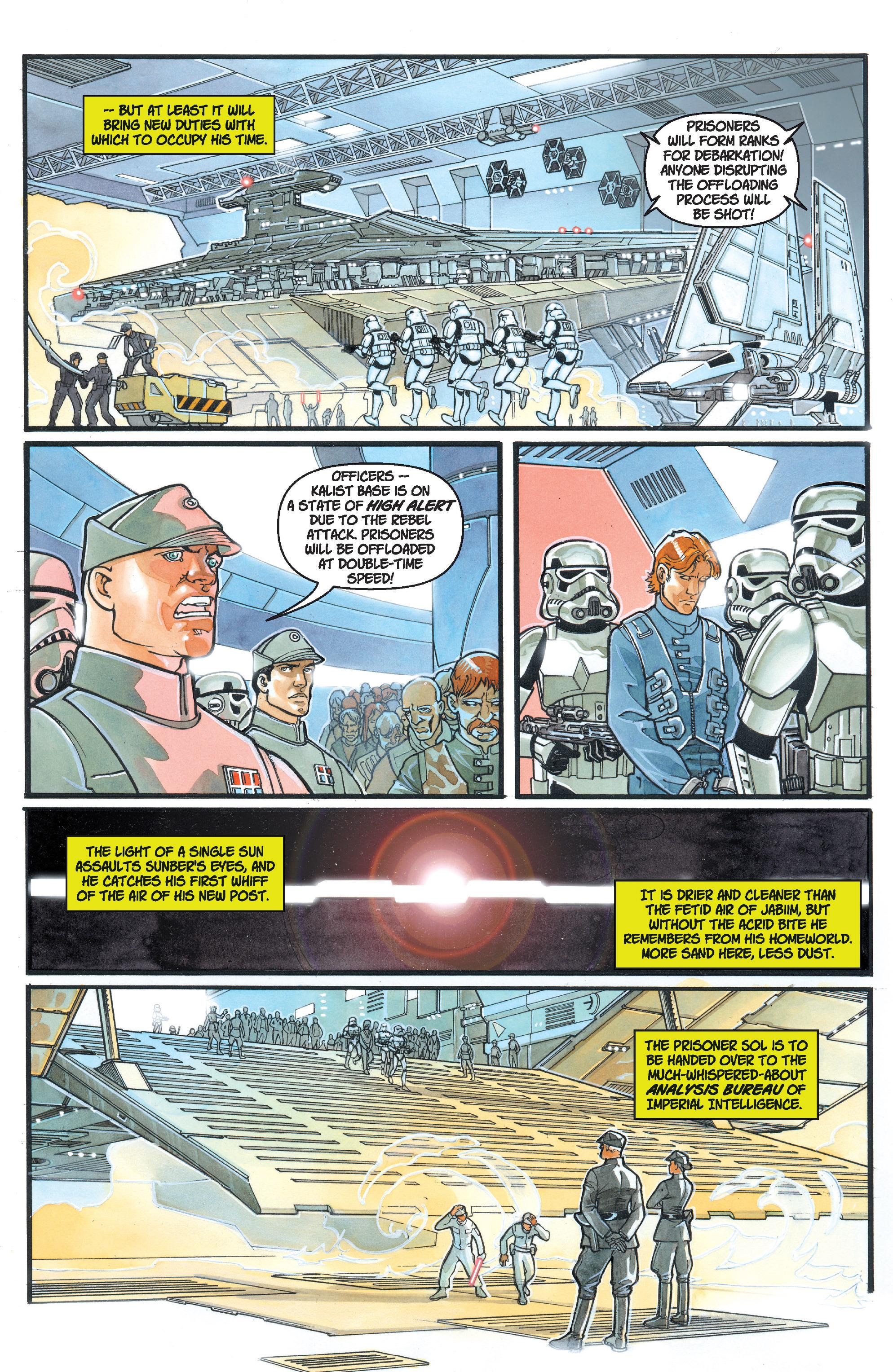 Read online Star Wars Omnibus comic -  Issue # Vol. 22 - 216
