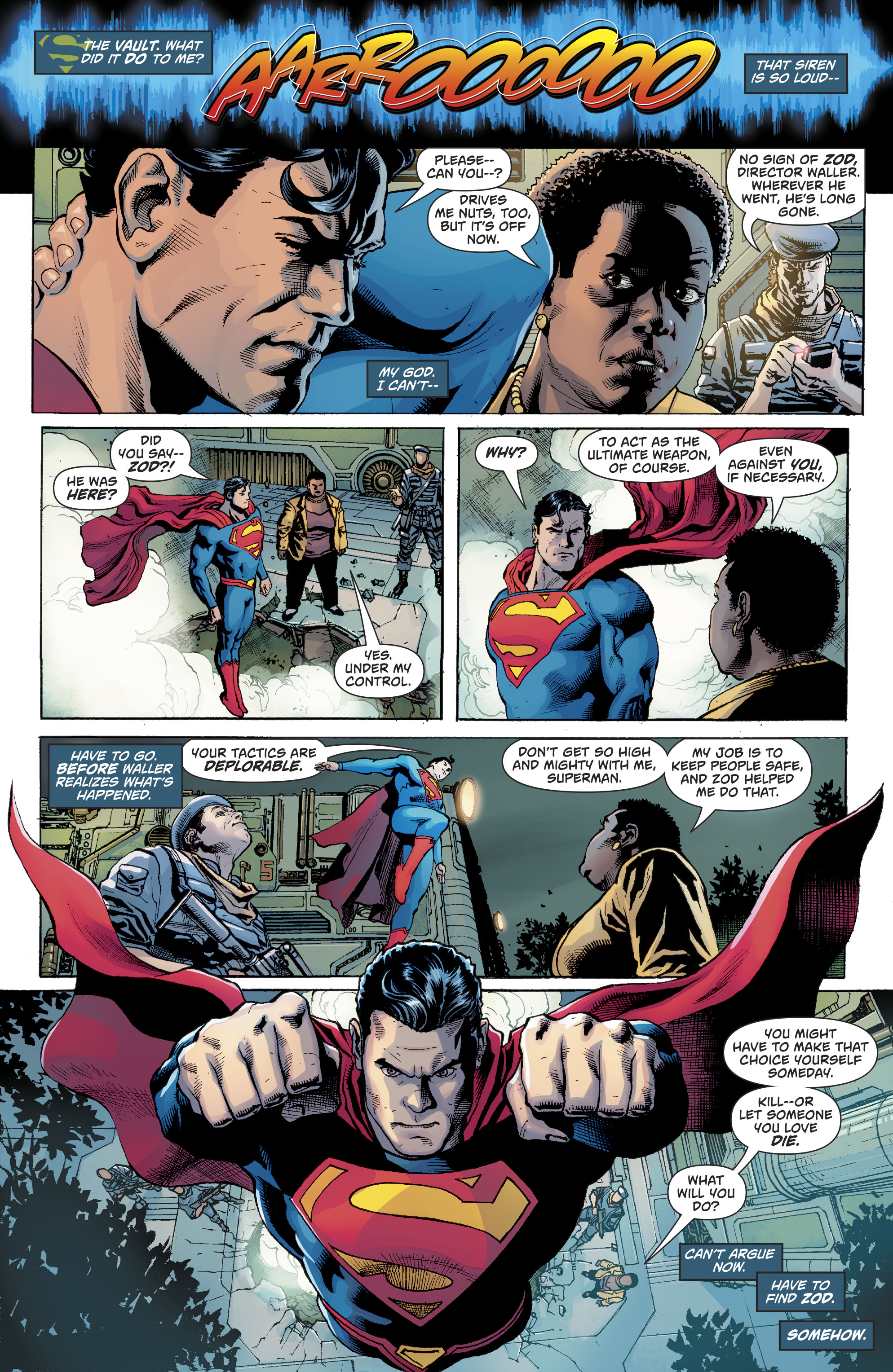Read online Action Comics (2016) comic -  Issue #981 - 11