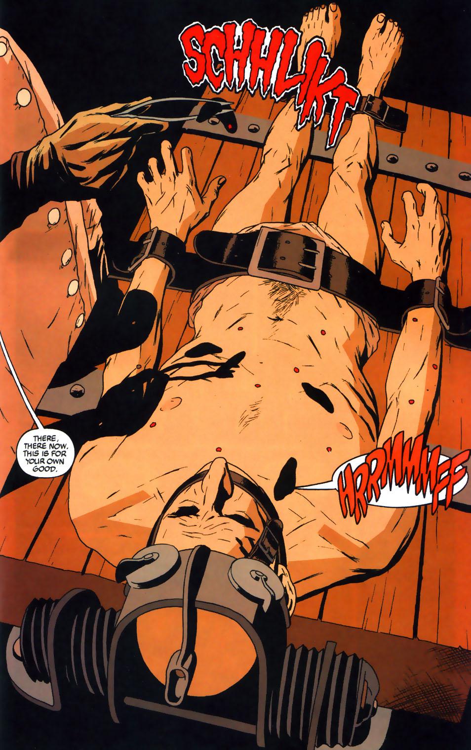 Read online Arkham Asylum: Living Hell comic -  Issue #1 - 3