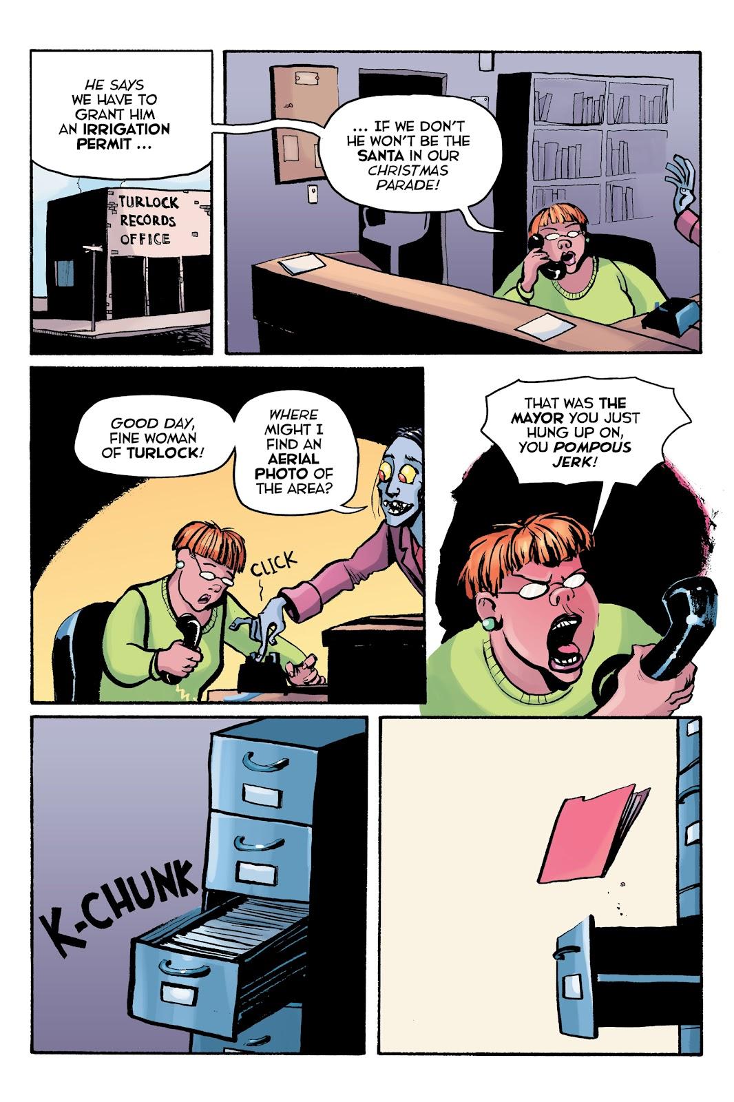 Read online Creature Tech (2019) comic -  Issue # TPB (Part 2) - 12