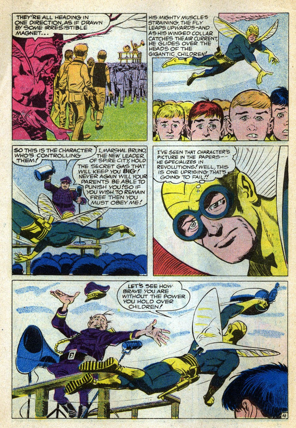 The Fly (1959) issue 3 - Page 6