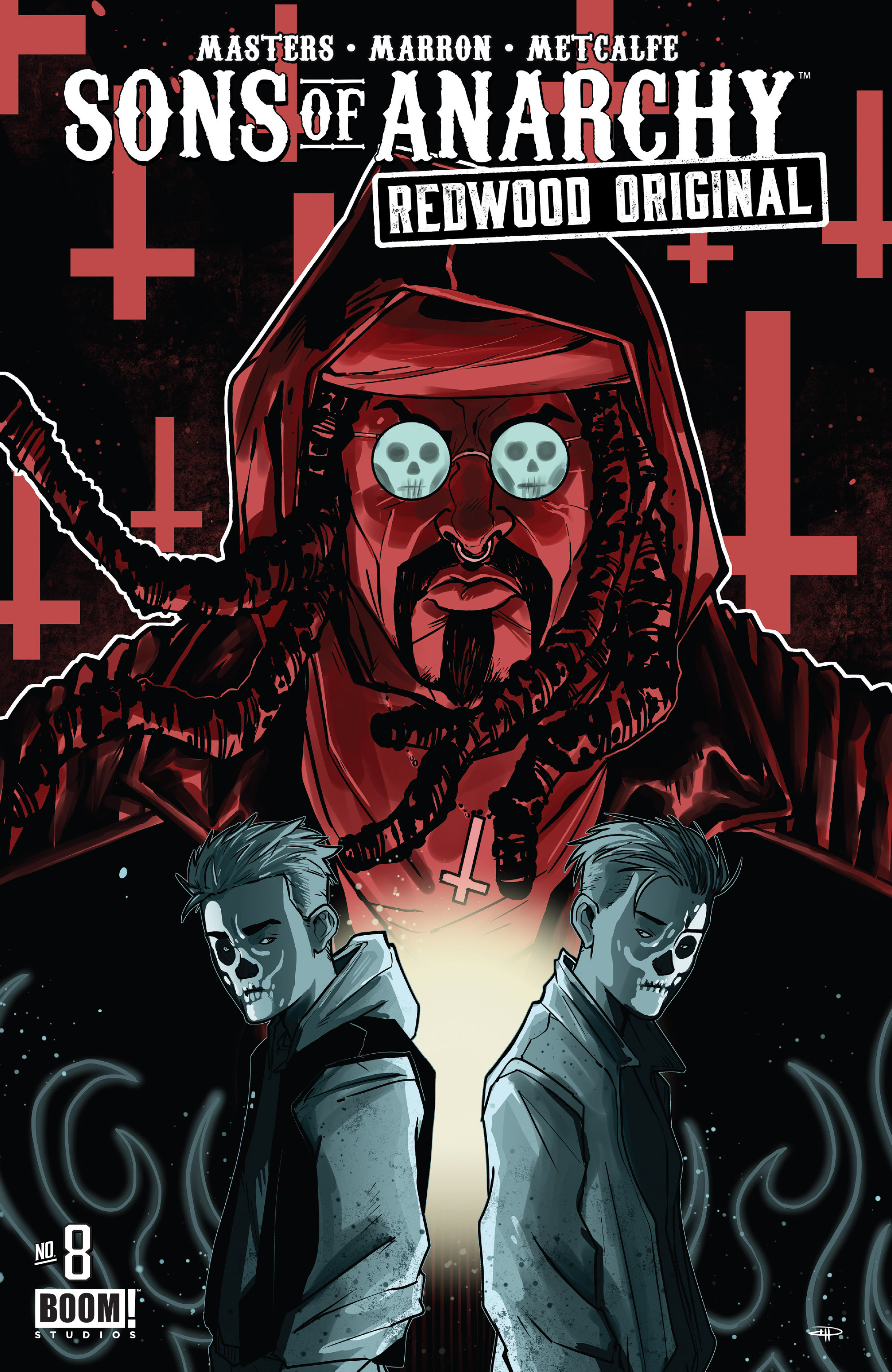 Read online Sons of Anarchy: Redwood Original comic -  Issue #8 - 1