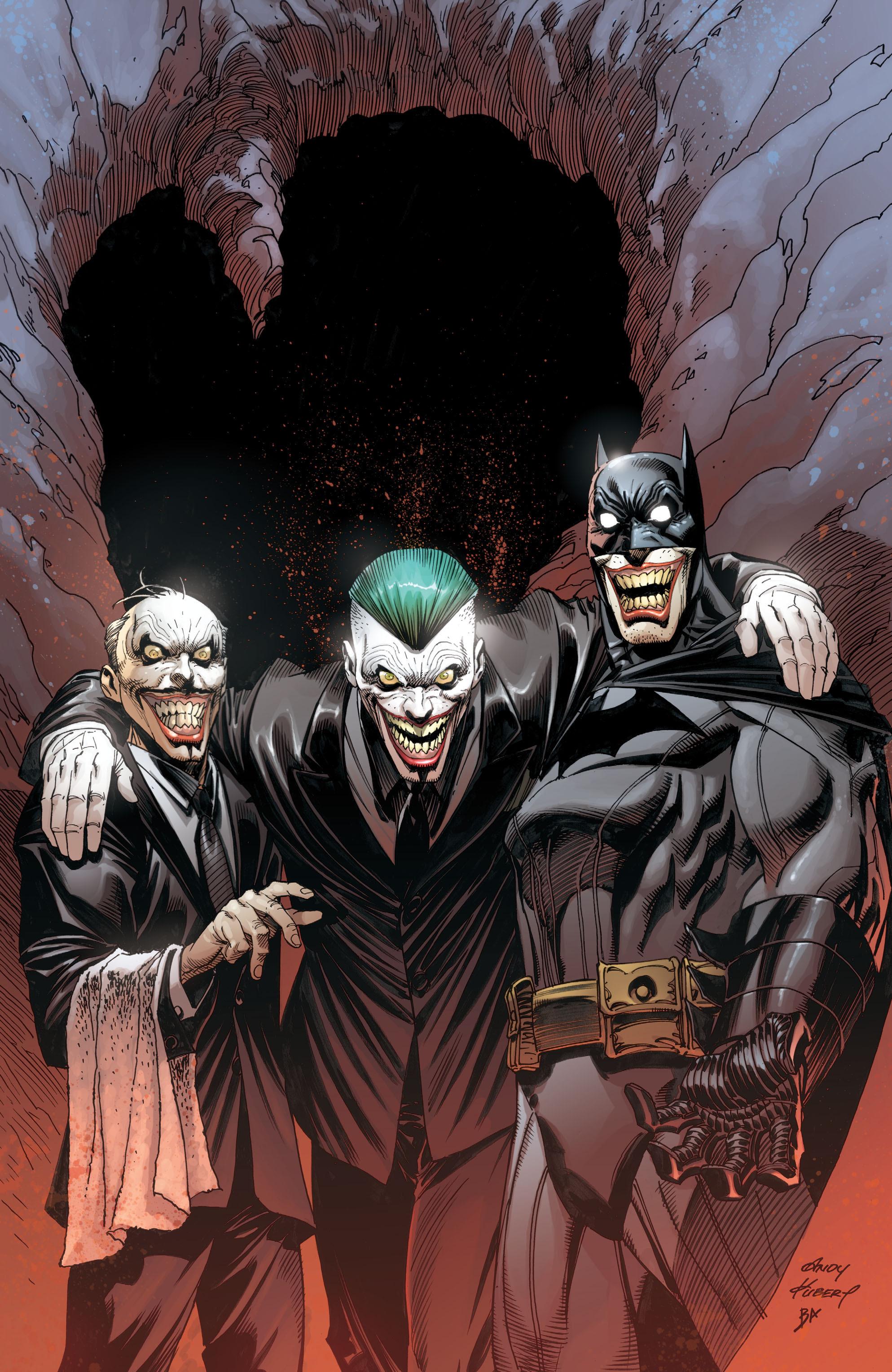 Read online Batman (2011) comic -  Issue # _TPB 7 - 155