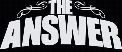 The Answer_logo