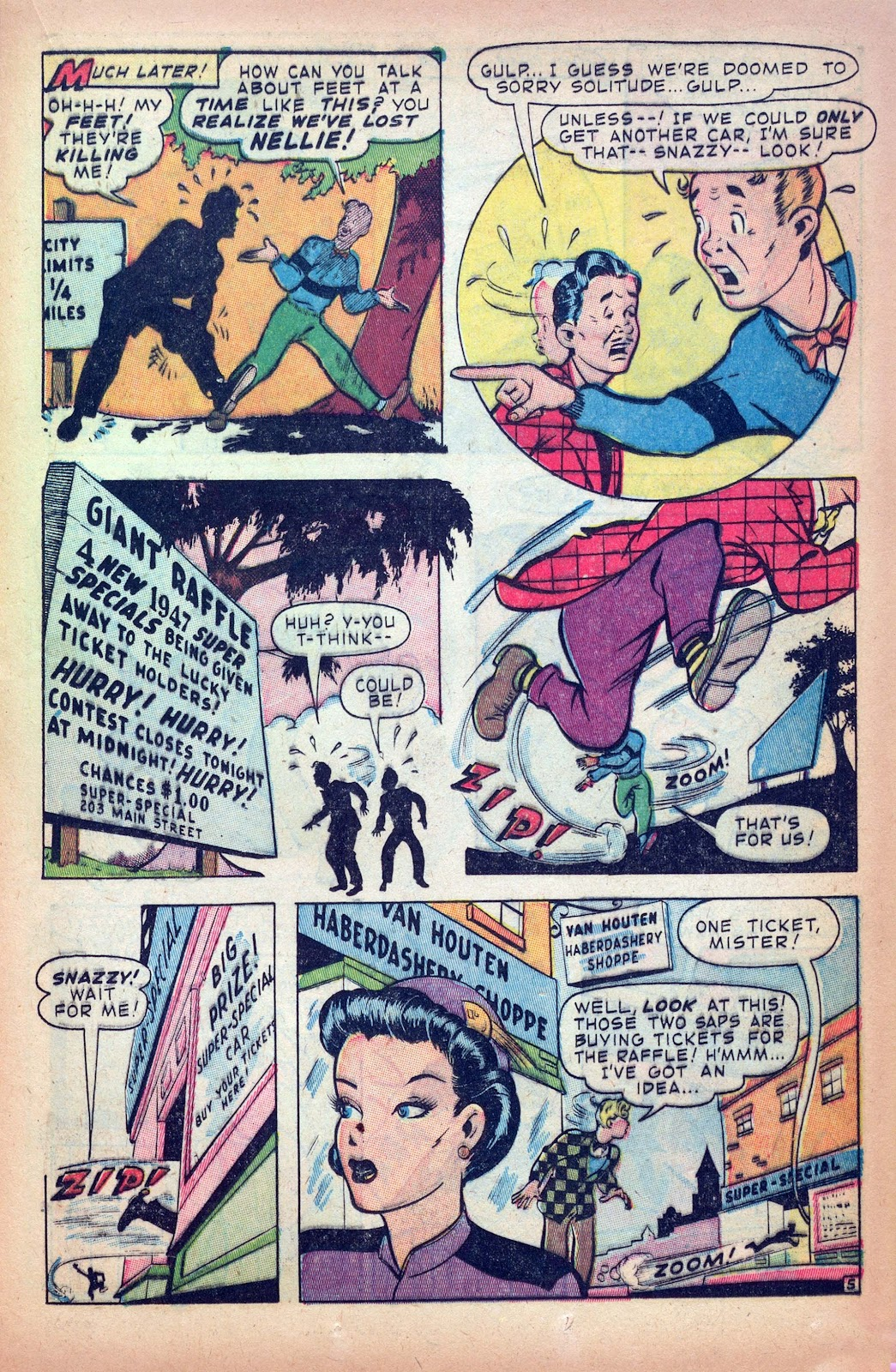 Read online Joker Comics comic -  Issue #28 - 35