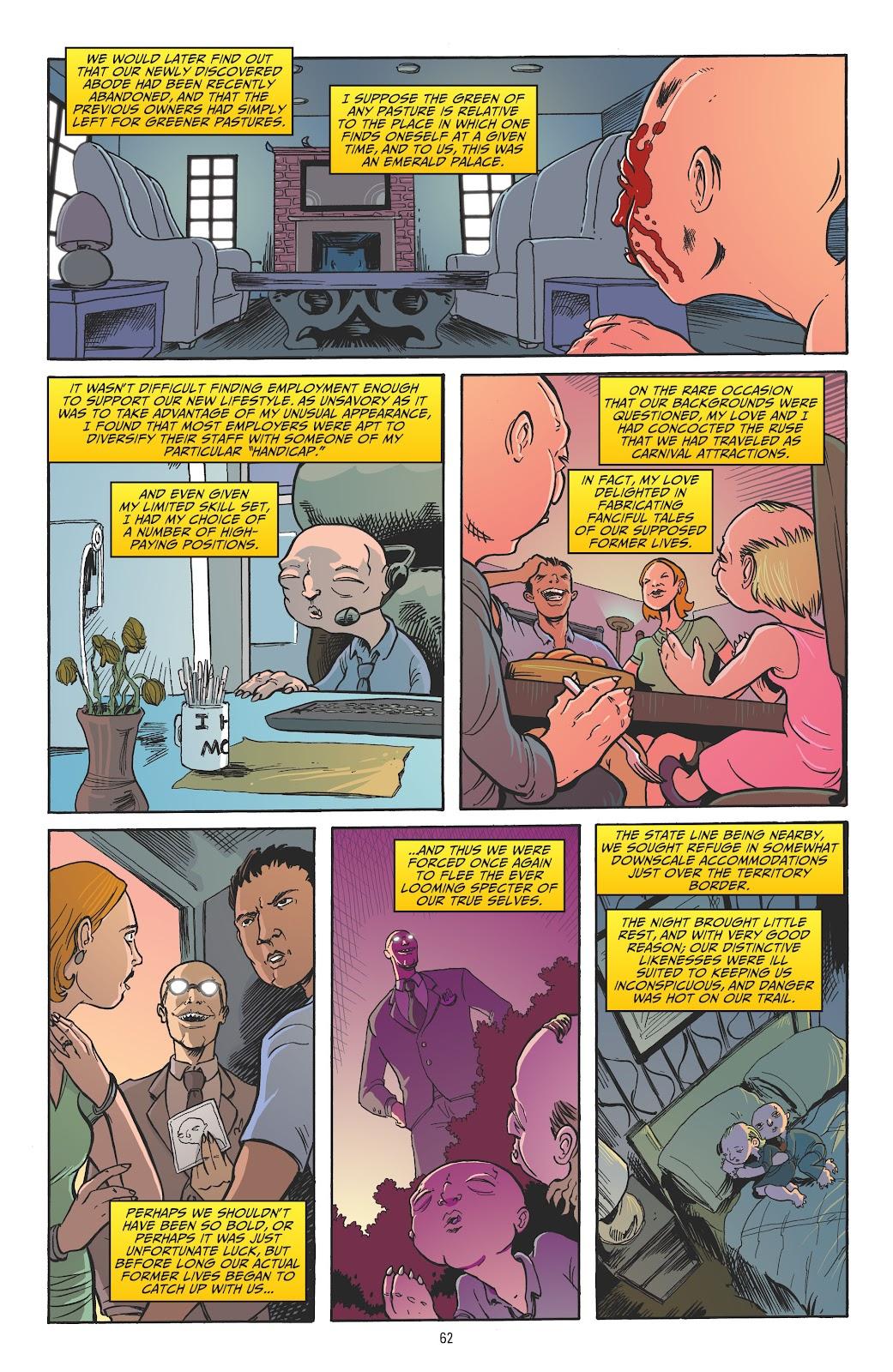 Read online Strange Adventures (2014) comic -  Issue # TPB (Part 1) - 59