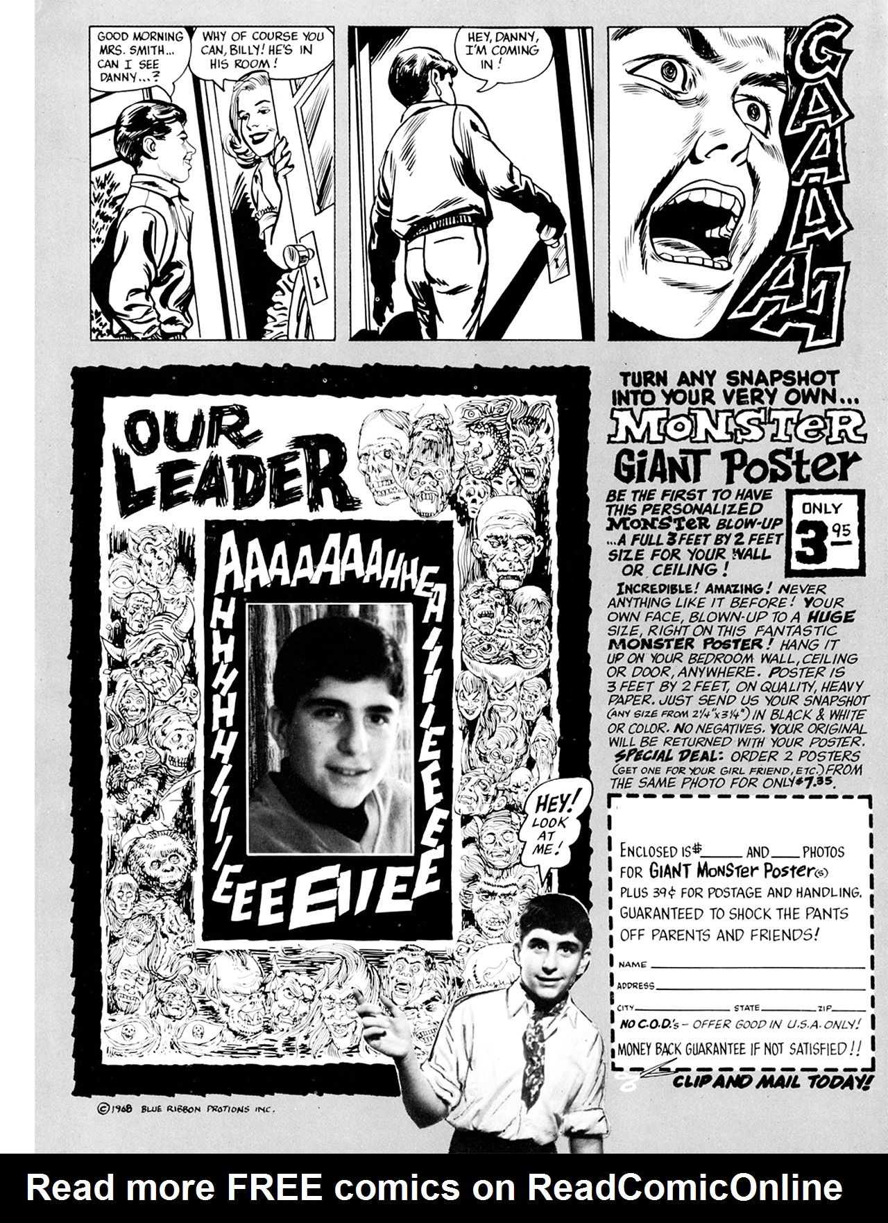 Read online Eerie Archives comic -  Issue # TPB 8 - 302