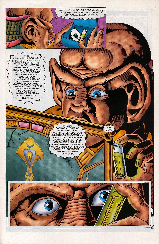 Read online Star Trek: Deep Space Nine (1993) comic -  Issue # _Special 1 - 38
