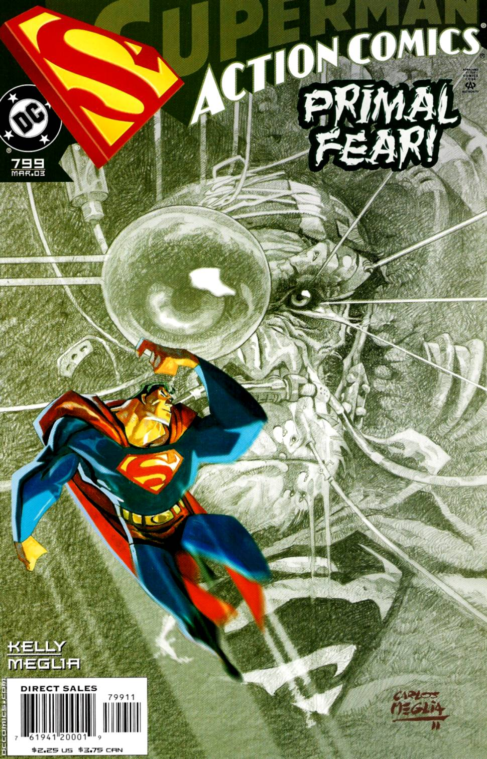 Read online Action Comics (1938) comic -  Issue #799 - 1
