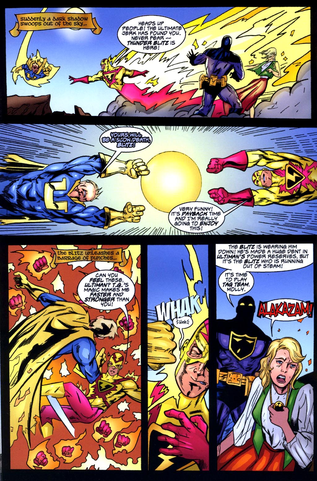Read online Big Bang: Round Table of America comic -  Issue # Full - 22