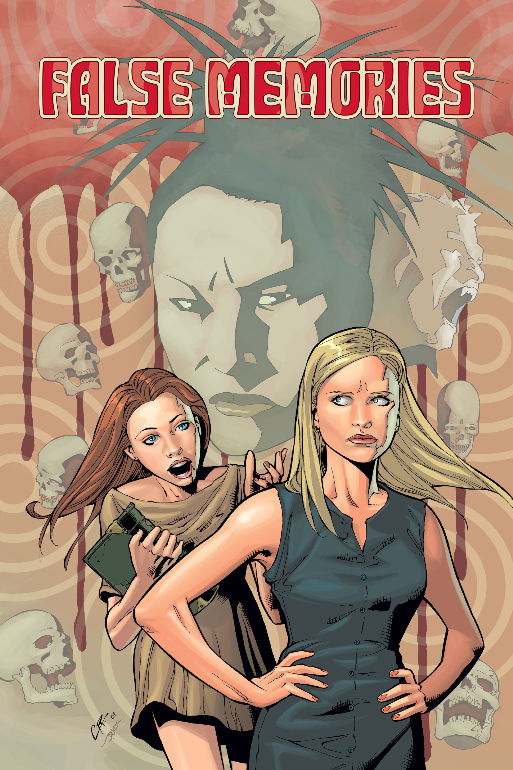 Read online Buffy the Vampire Slayer: Omnibus comic -  Issue # TPB 6 - 297