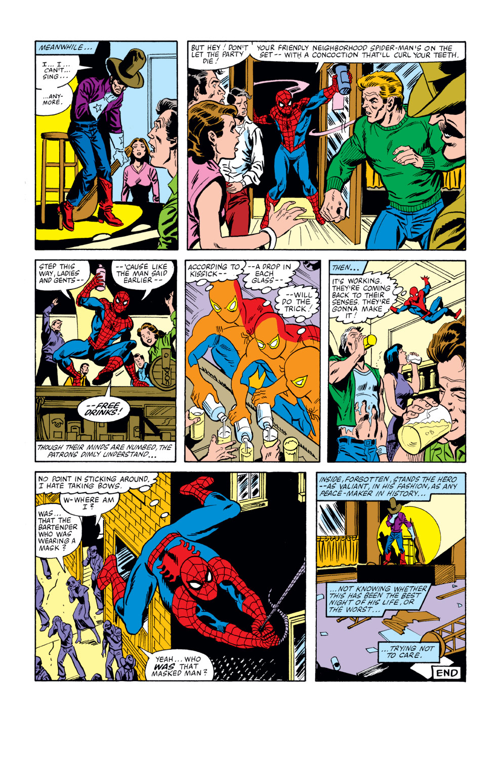 The Amazing Spider-Man (1963) 221 Page 21